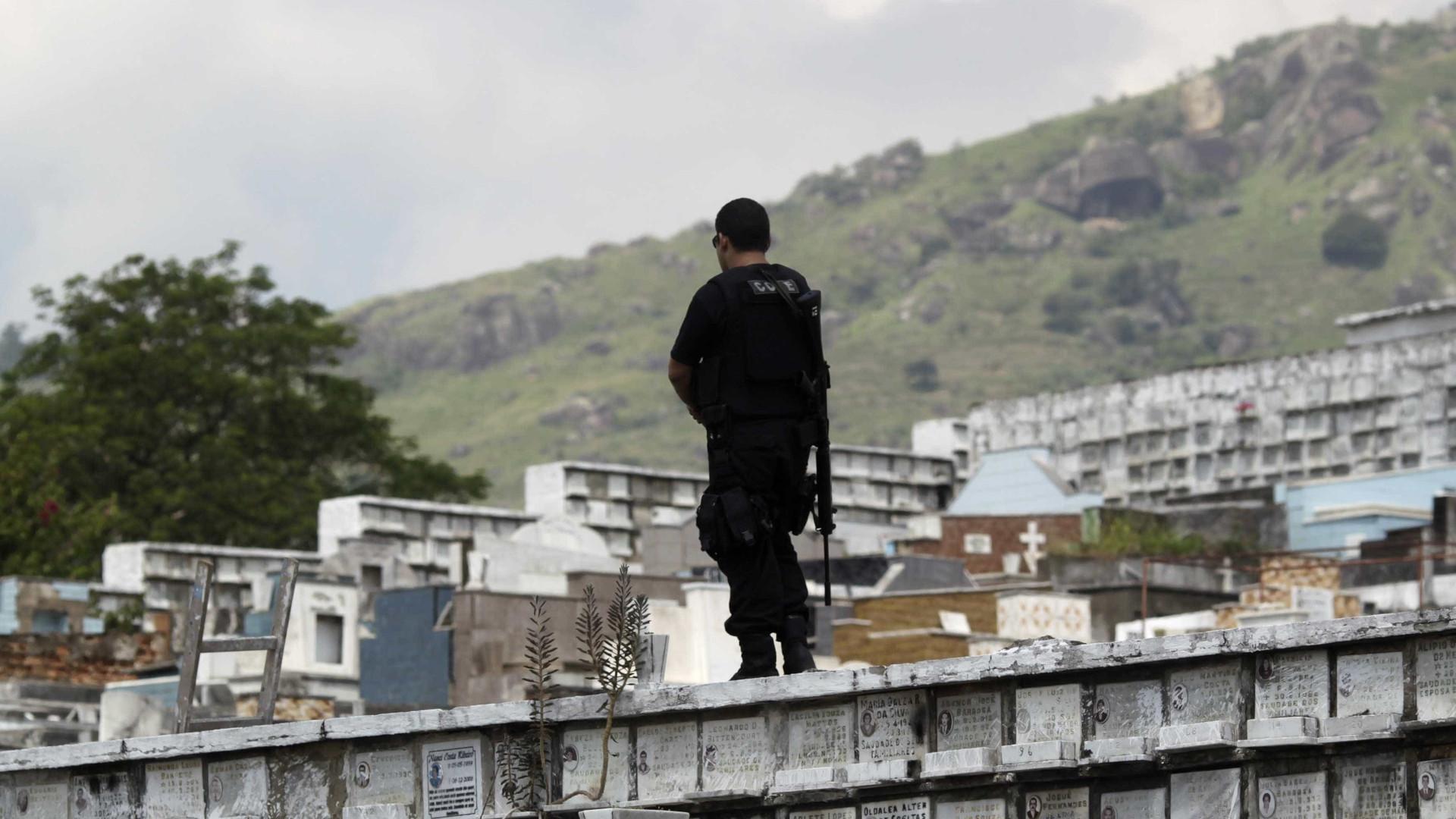 Assassinatos no Rio de Janeiro crescem mais de 20% em outubro
