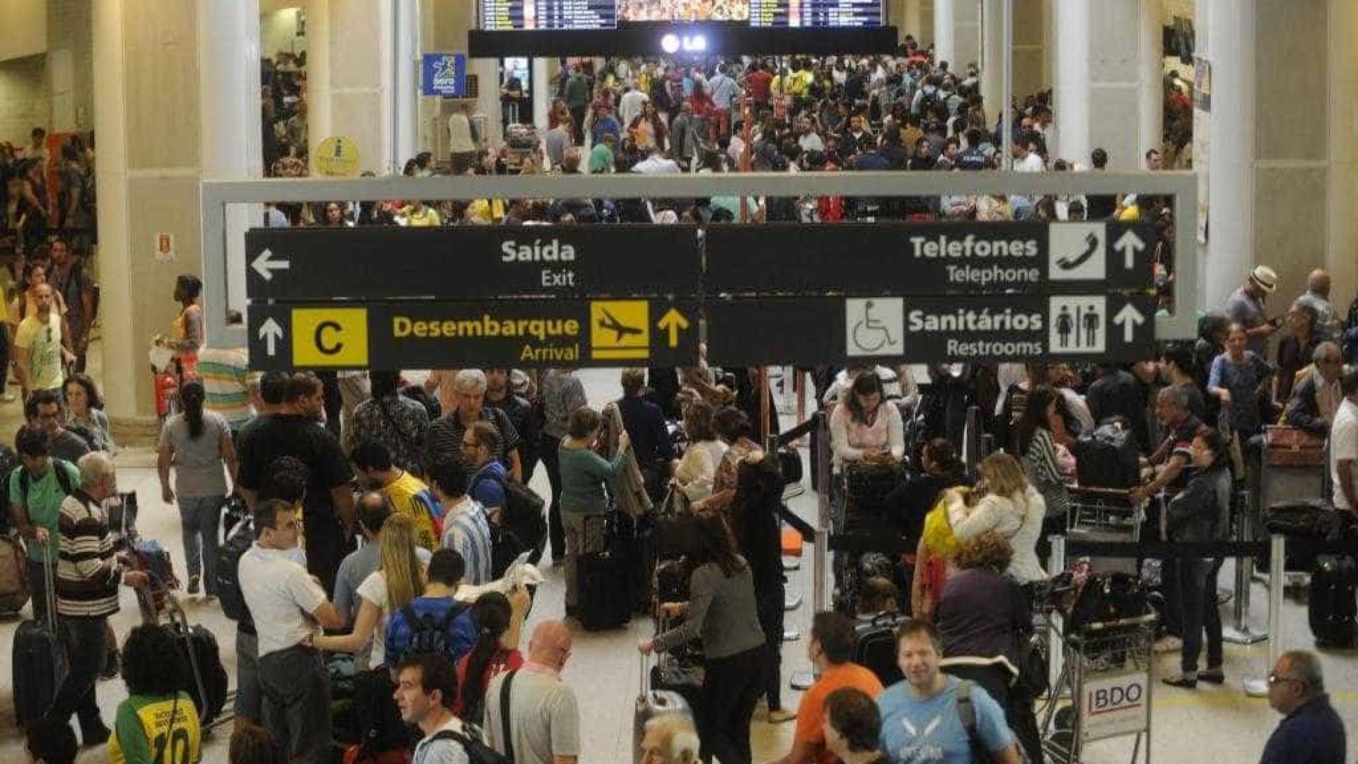 Procura por voos domésticos cai 4,4% em setembro
