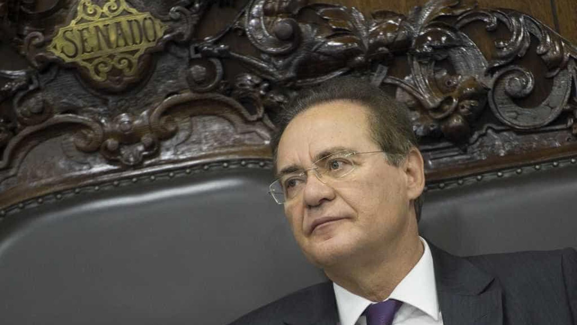 Renan critica juiz que determinou quebra de sigilo telefônico