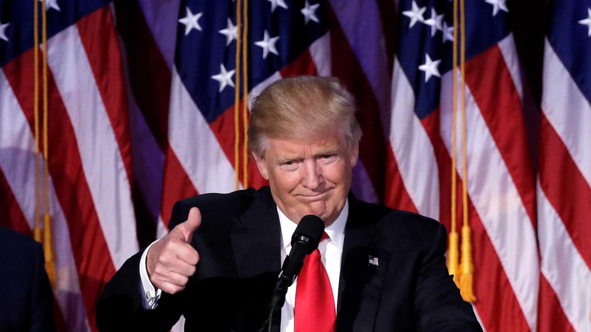 Trump apoia Los Angeles 2024, diz diretor de campanha