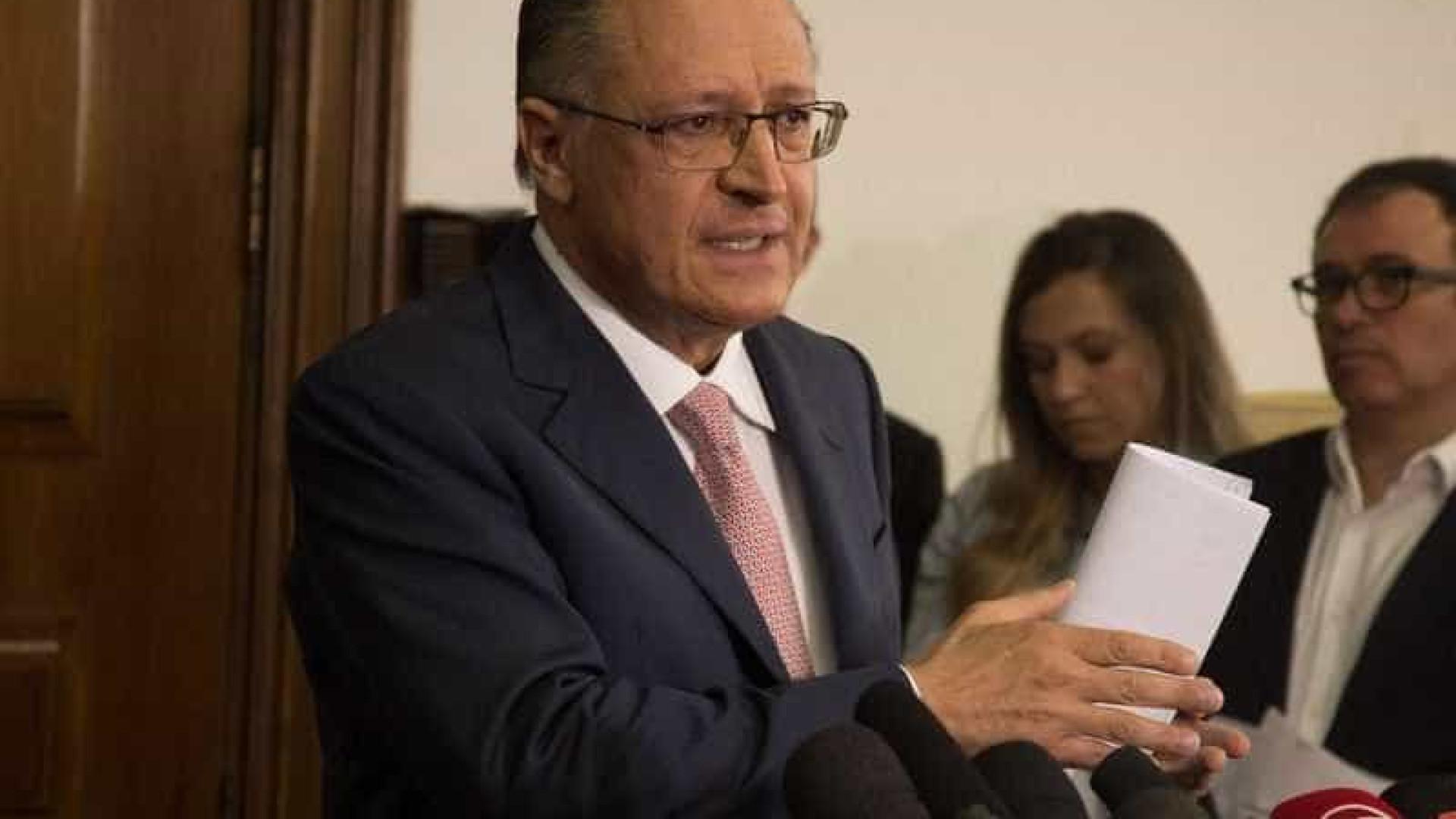 Assembleia aprova projeto de Alckmin  para venda de áreas públicas