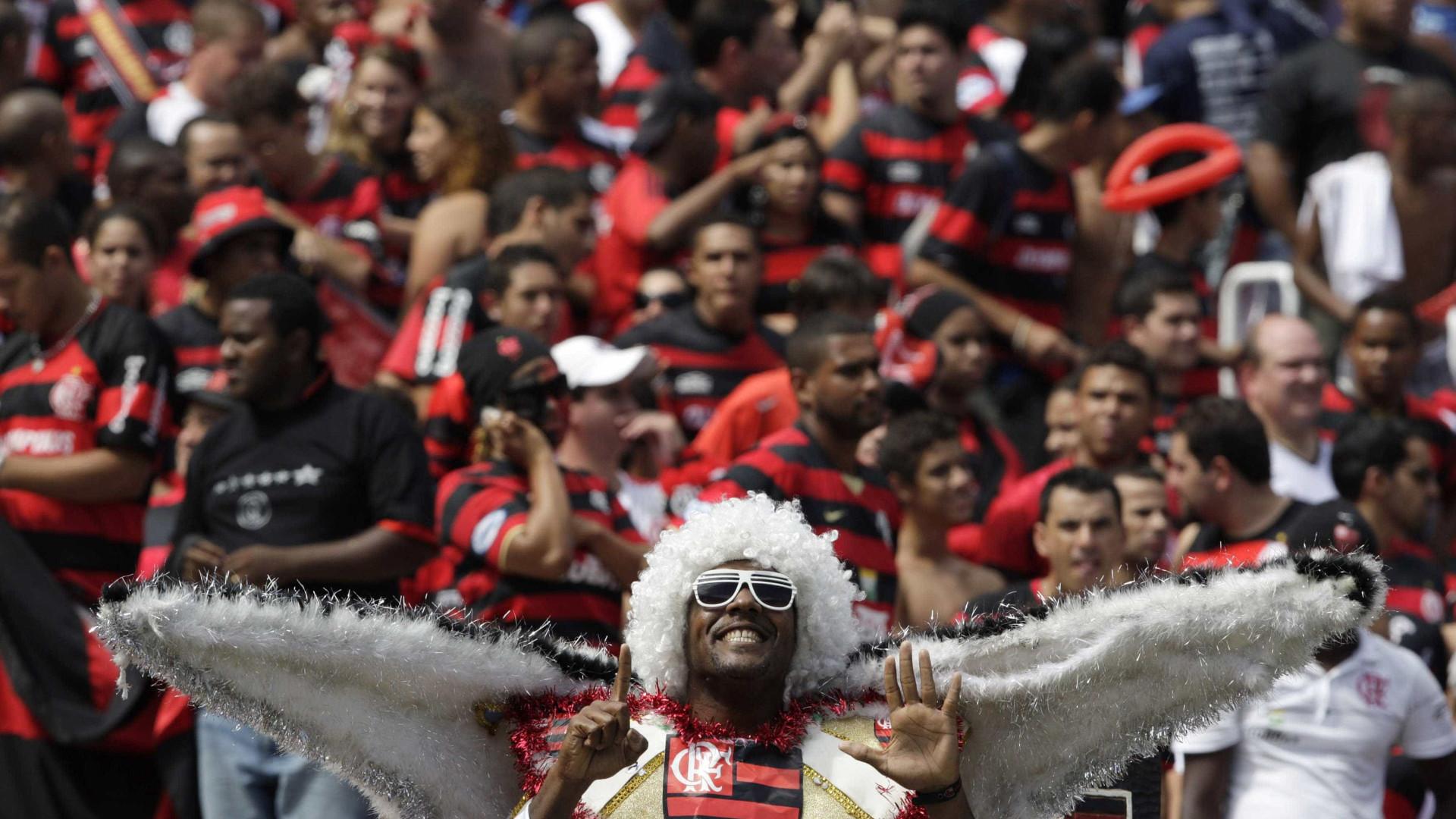 Flamengo é o clube com maior torcida do Brasil, diz novo estudo