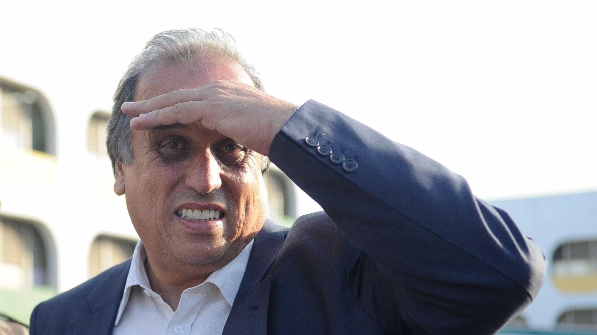 Pezão teve festas de réveillon pagas por Cabral