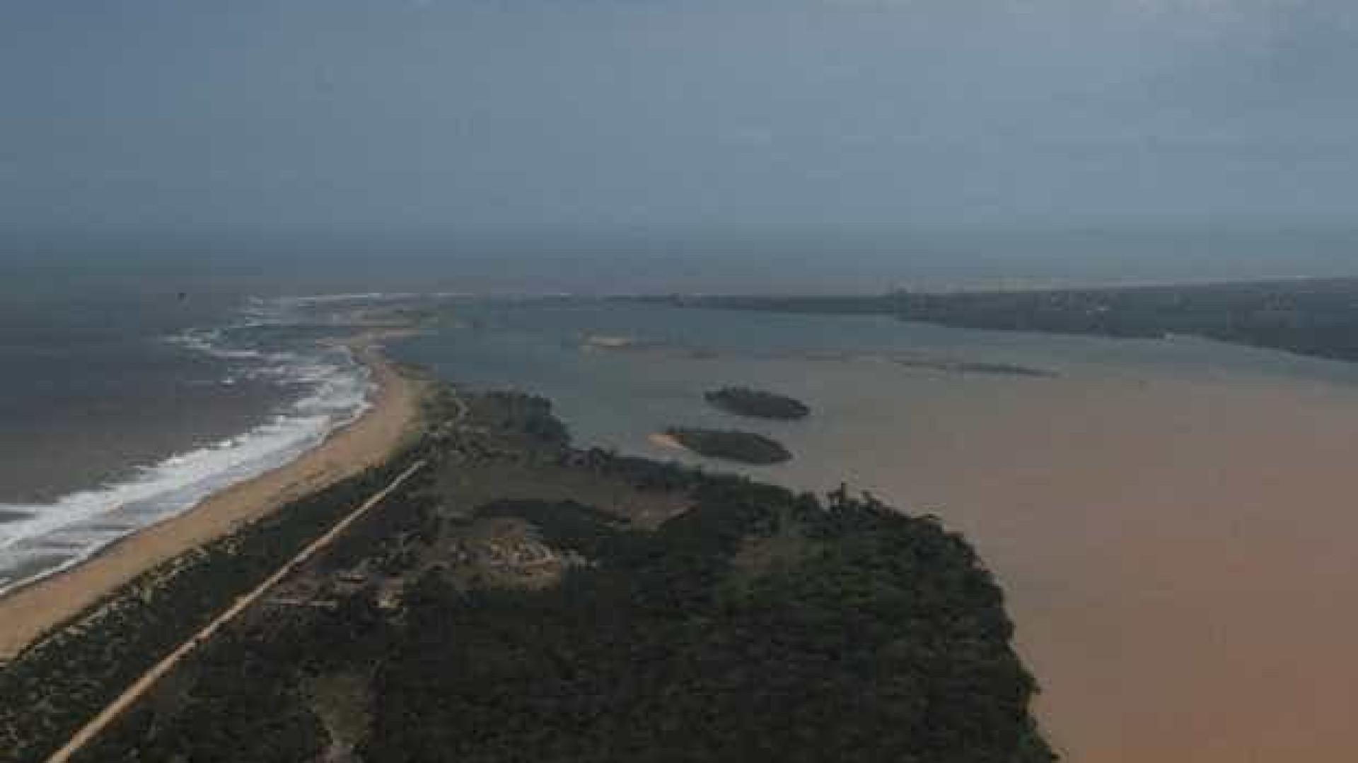 Após lama da Samarco, litoral não recupera turistas para Réveillon