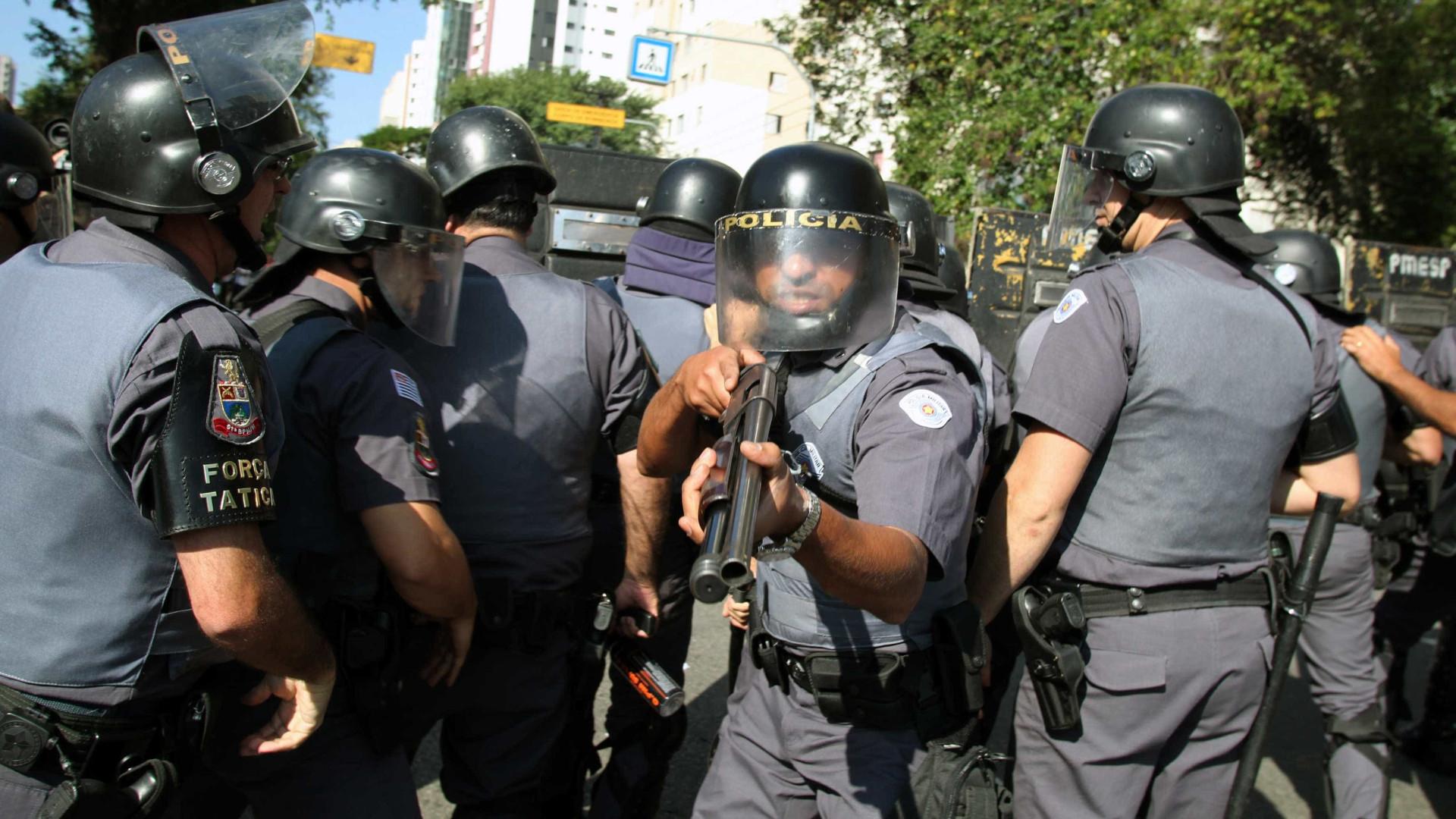 Policiamento na Praia de Copacabana reduz 13,7% em relação a 2015