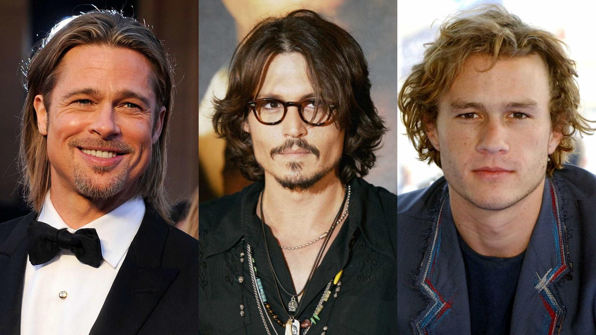 'Harper's Bazaar' elege os  25 homens mais bonitos da história