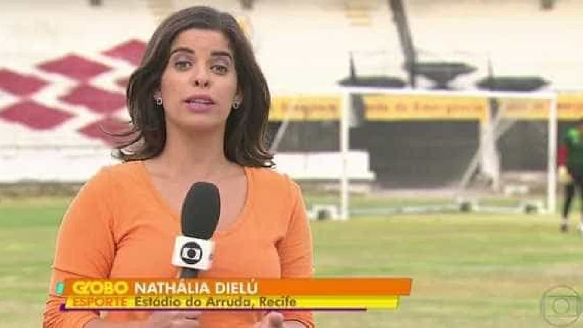 Repórter da Globo é assaltada no Recife: 'Deus me guardou'