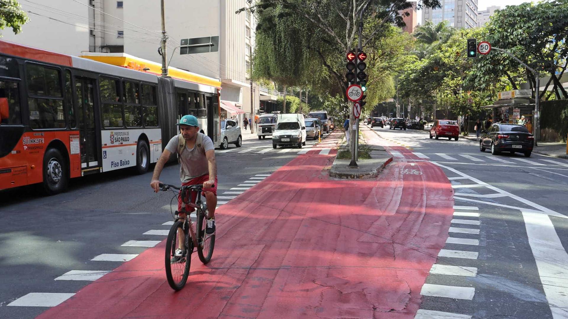 São Paulo tem a maior malha cicloviária da América Latina