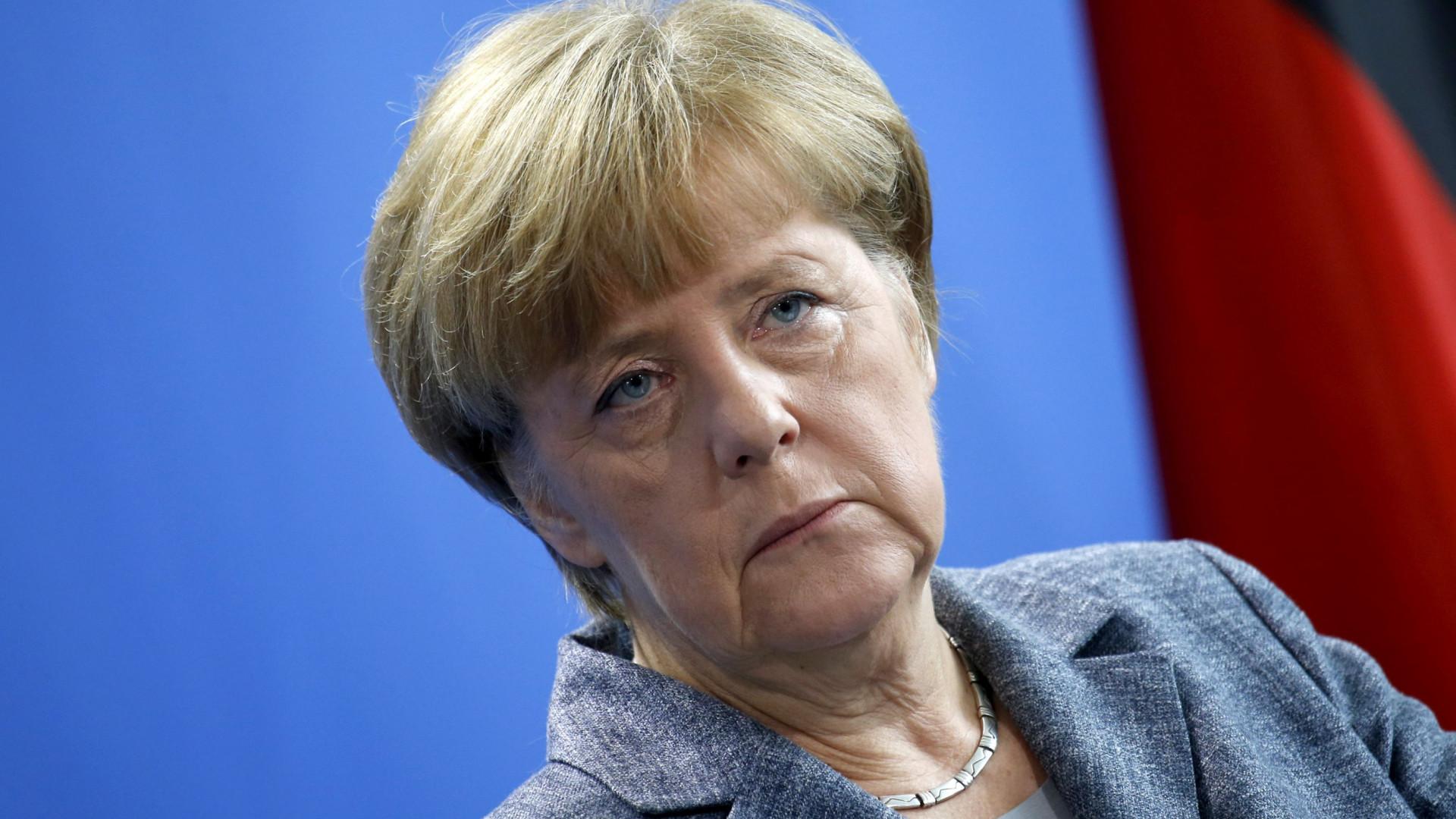 Merkel lembra terrorismo na  mensagem de fim de ano ao povo alemão