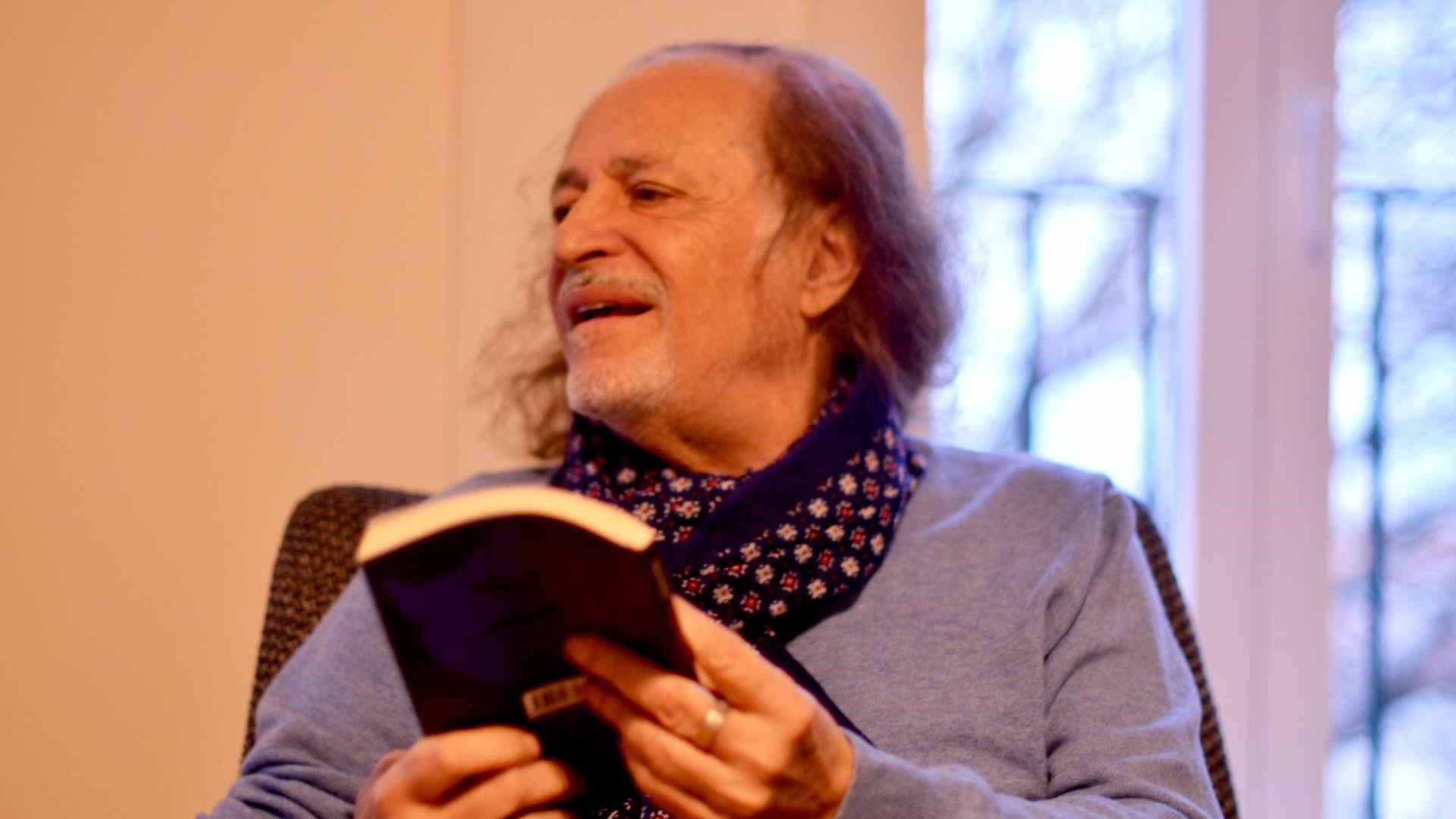 Alceu Valença revela 'decepção' com Carlos Drummond de Andrade