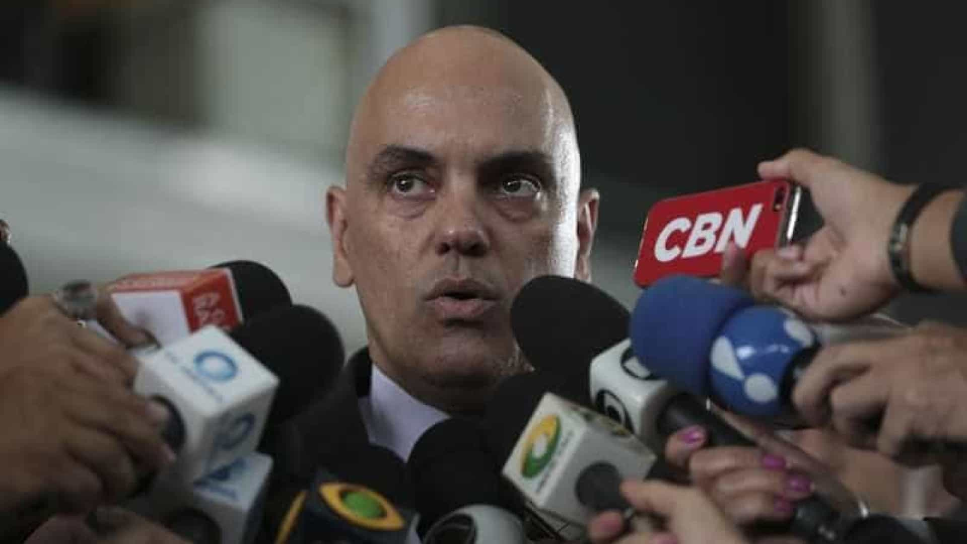 Ministros de Temer defendem  Moraes no lugar de Teori