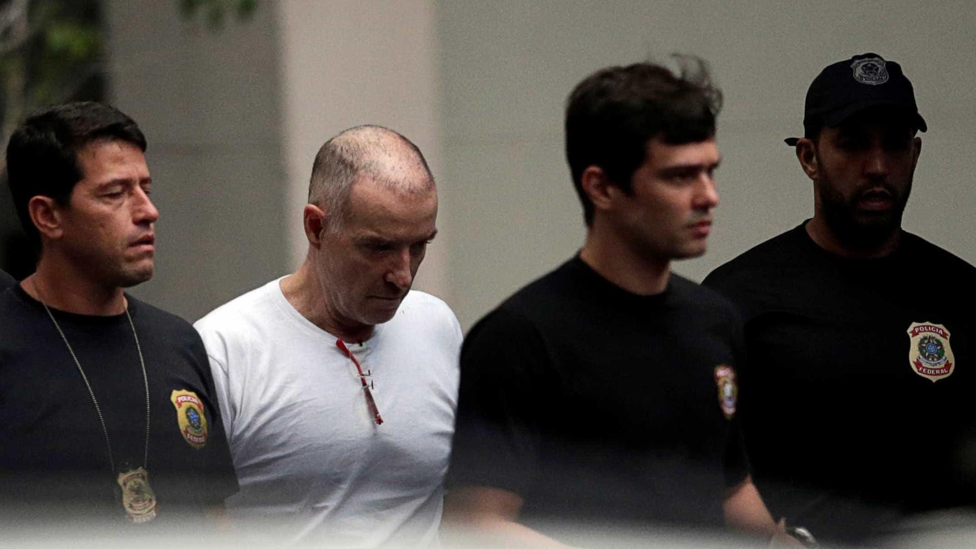 Eike fica calado em depoimento à Polícia Federal