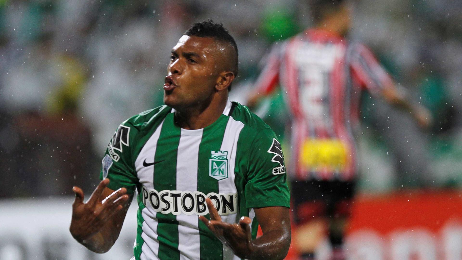 Chineses fazem oferta seis vezes maior que a do Palmeiras por Borja