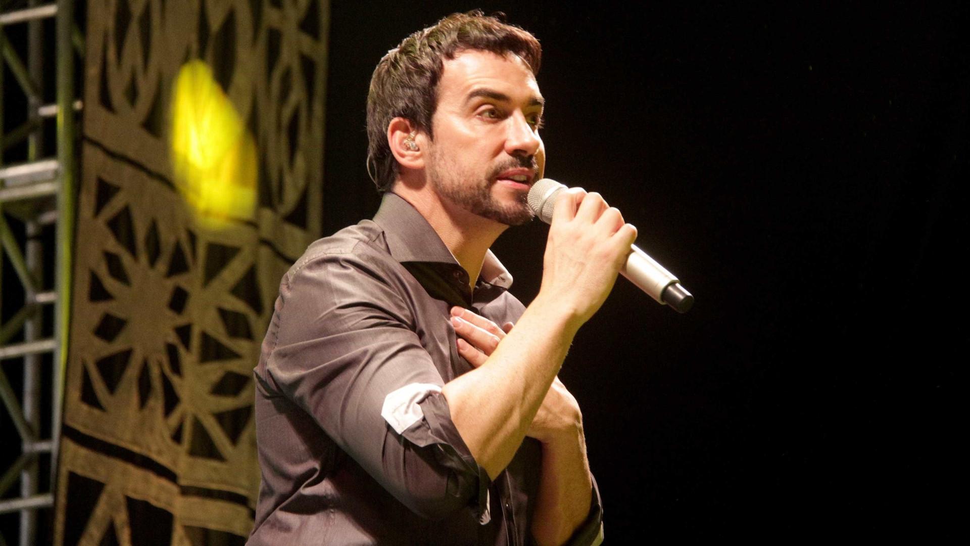 Pe. Fábio de Melo diz que foi assediado por famoso apresentador de TV