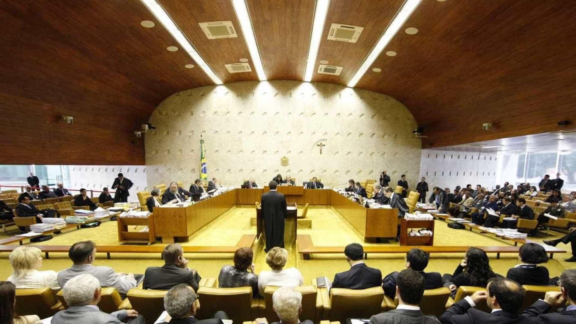 STF prevê R$ 12,9 milhões para  reforçar segurança de ministros