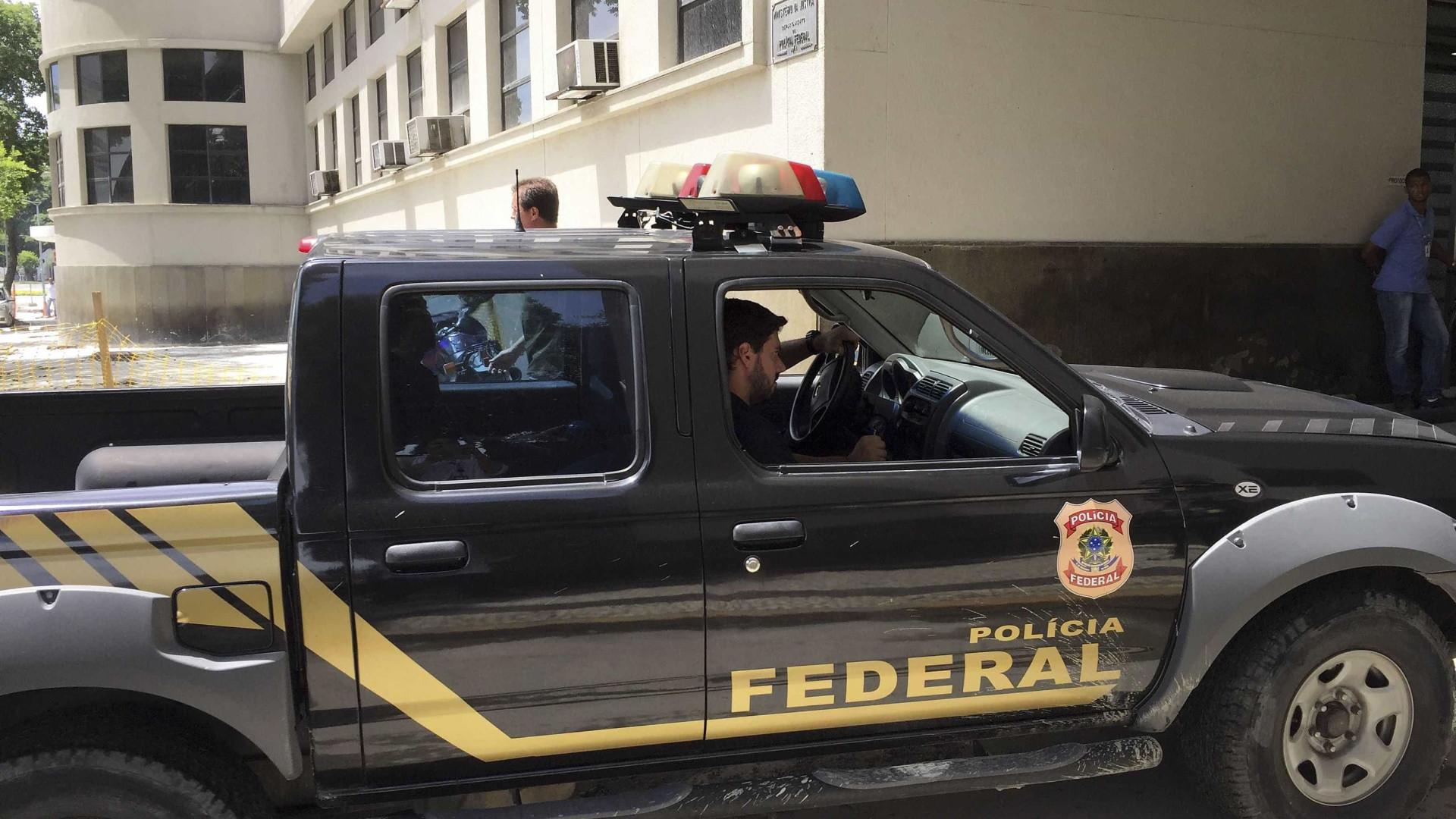 PF prende três coiotes que levaram brasileiros sumidos