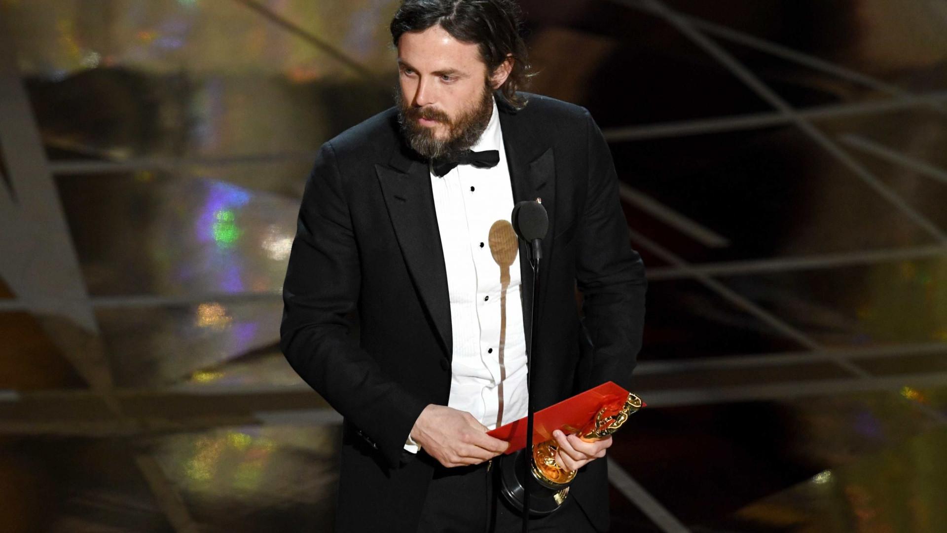 Após Oscar, Casey Affleck comenta acusações de assédio sexual