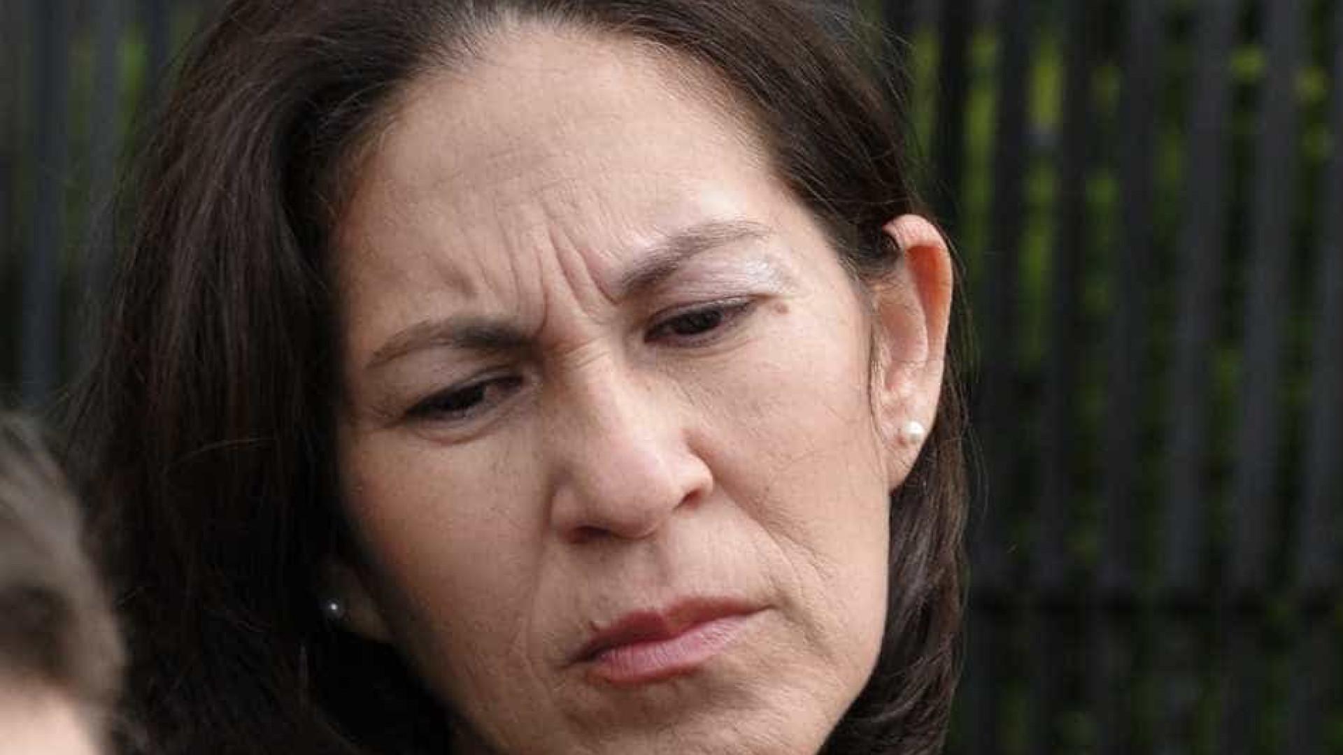 Mãe de Eliza Samúdio diz ter medo do goleiro Bruno