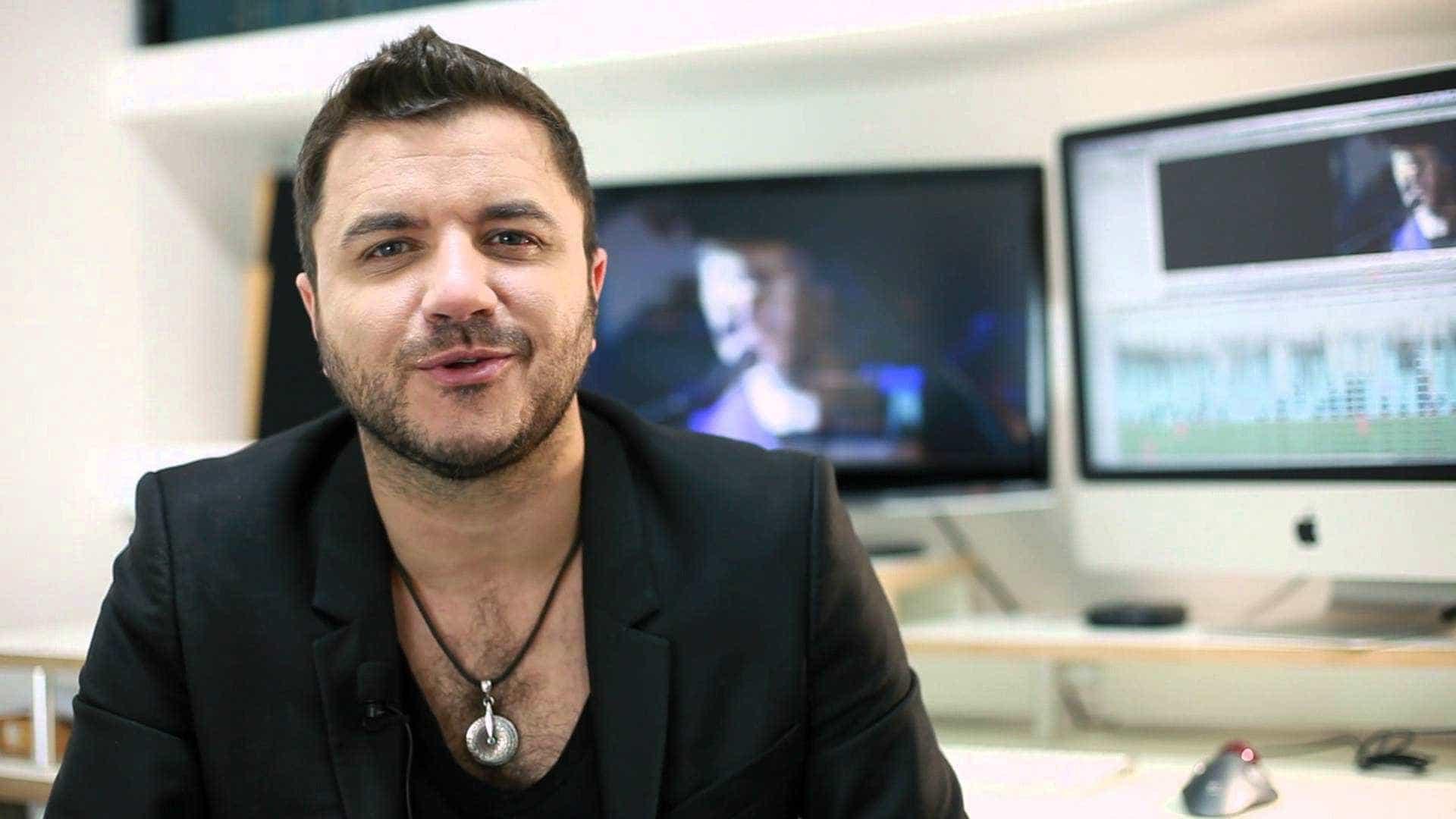 Maurício Manieri diz que relação com repórter foi prevista por vidente