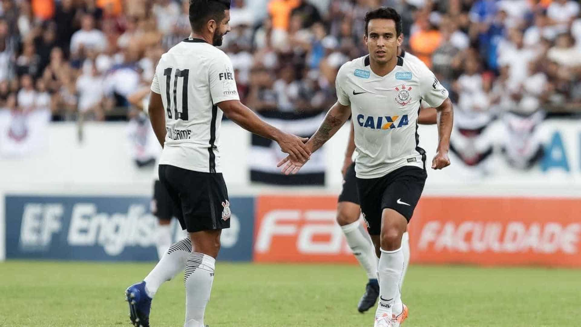 Corinthians perde Jadson e deve ter 7 desfalques contra o Red Bull