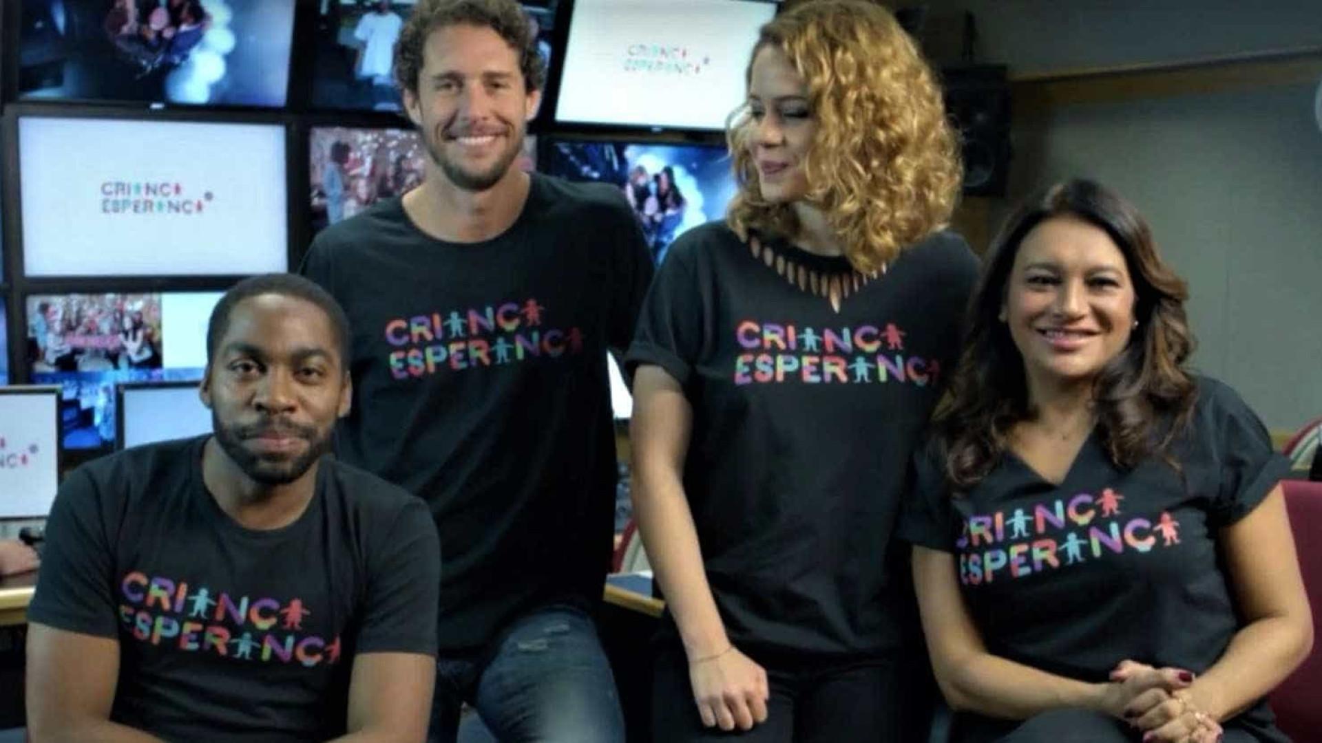 Globo começa produção da edição 'Criança Esperança 2017'