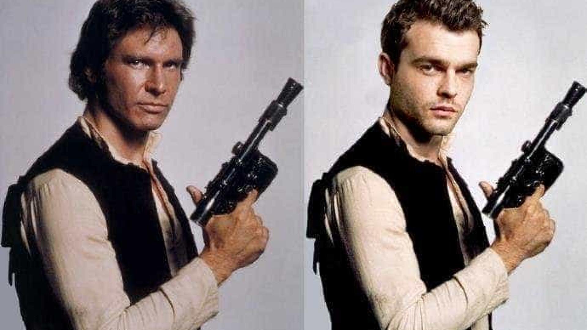 CEO da Disney revela detalhes sobre novo filme de Han Solo