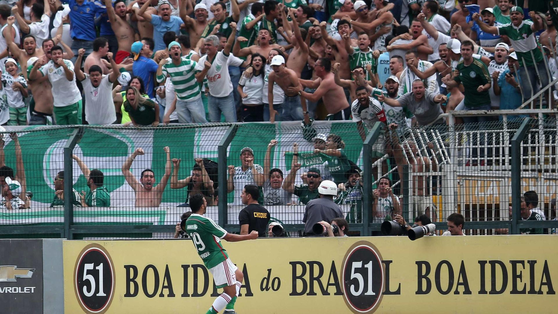 Com Allianz fechado, Palmeiras mandará jogo no Pacaembu