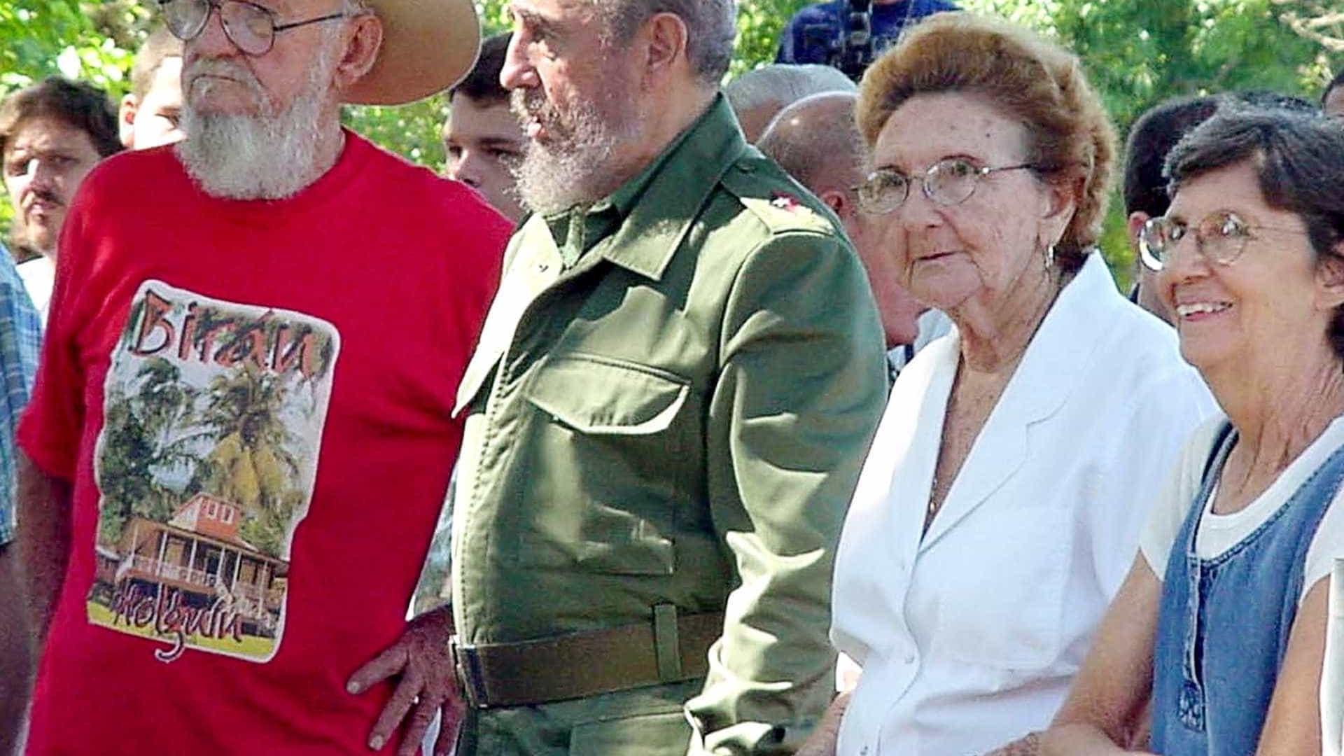 Irmã mais nova de  Fidel Castro morre em Cuba