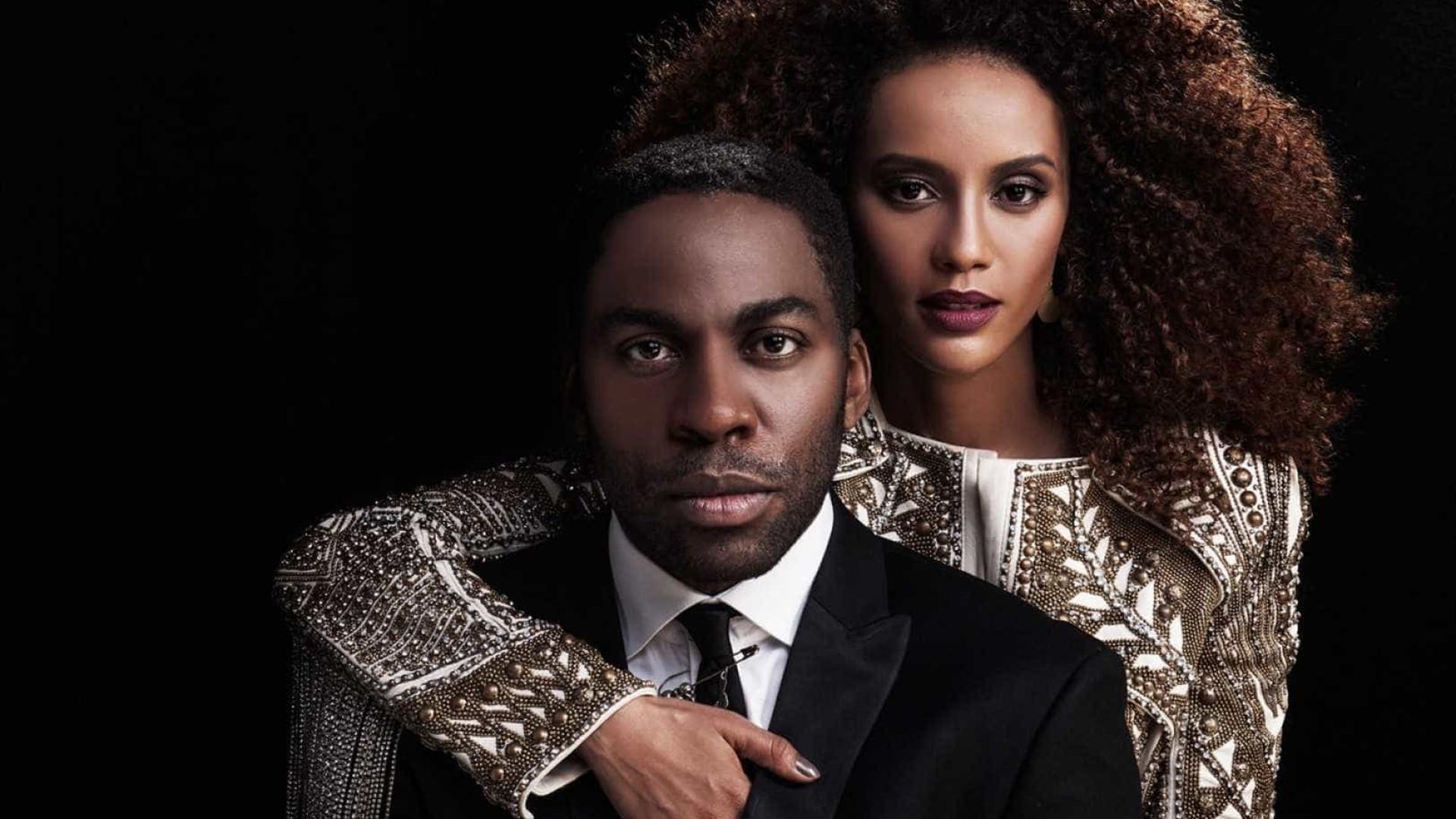 Comparada com Beyoncé, Taís Araújo  diz que ama black music