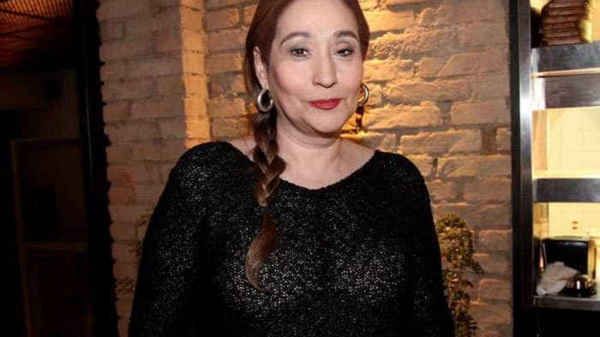 """Sonia Abrão sobre briga com César Filho: """"Estava muito triste"""""""