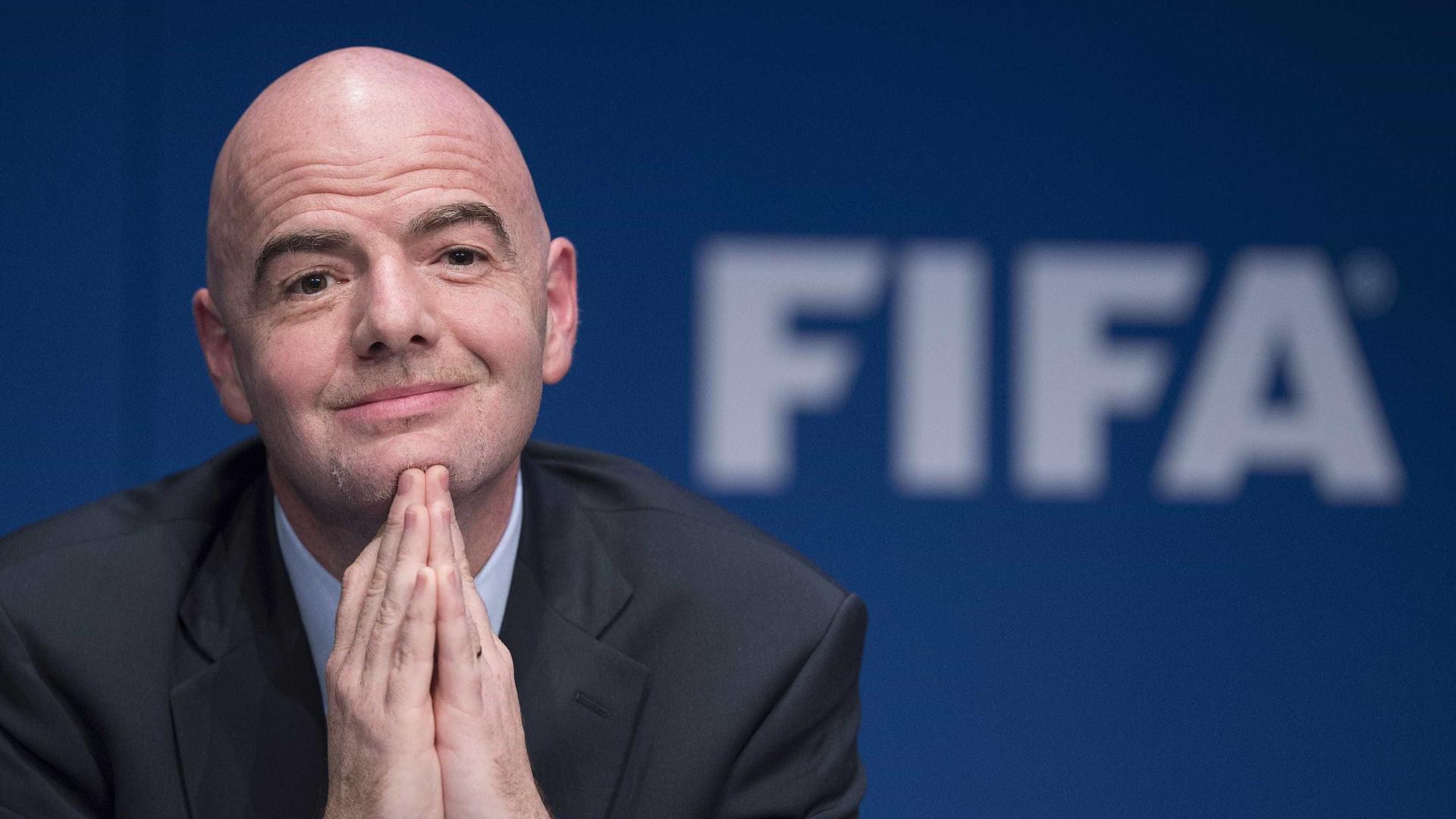 Fifa propõe Copa do Mundo com 48 seleções
