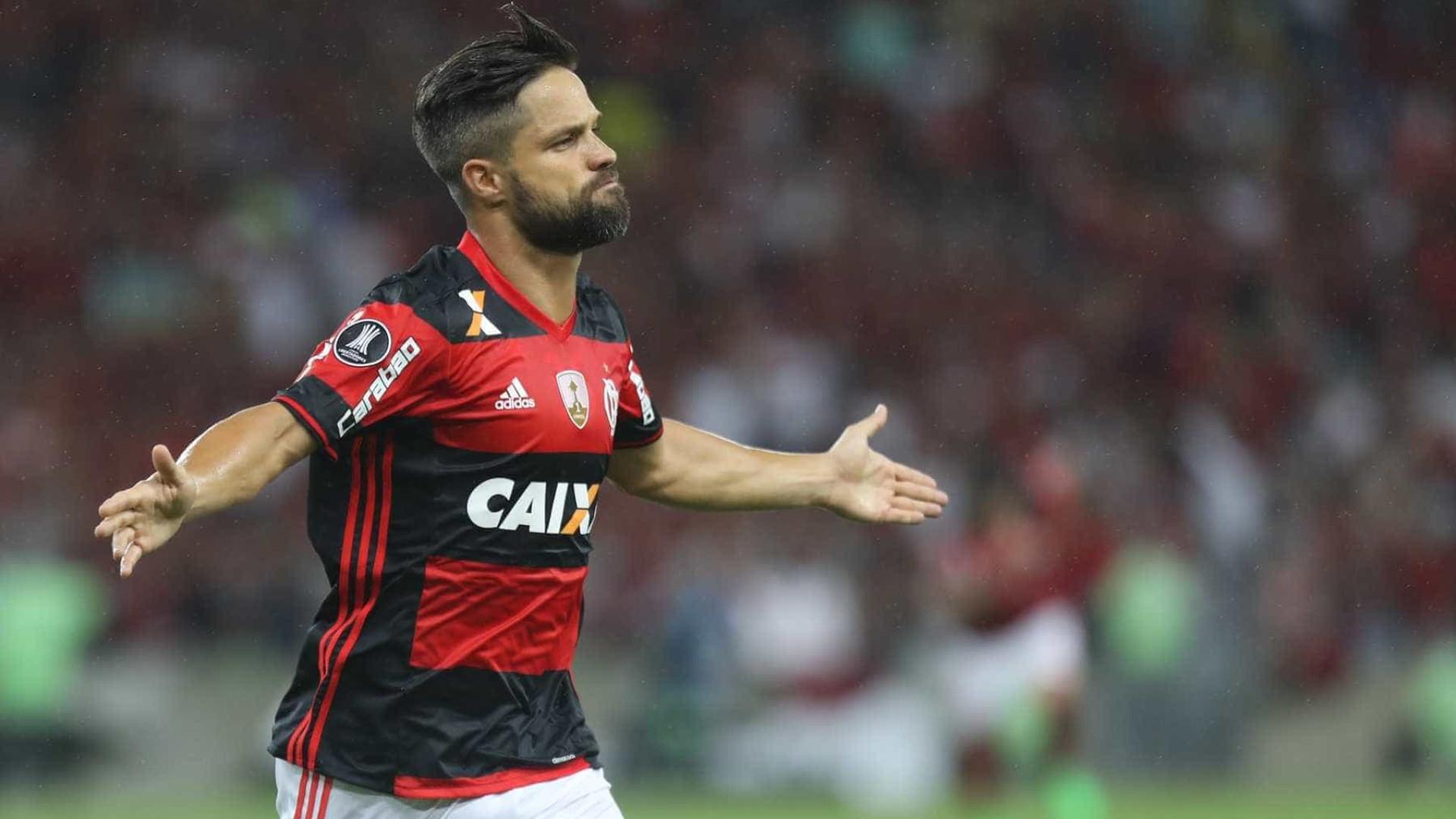 Diego será operado e vai desfalcar o Flamengo por dois meses