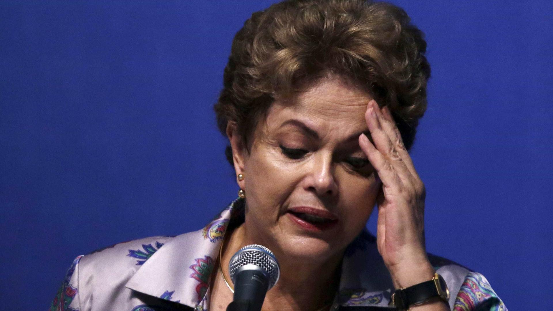 Defesa de Dilma pede anulação de  depoimentos da Odebrecht