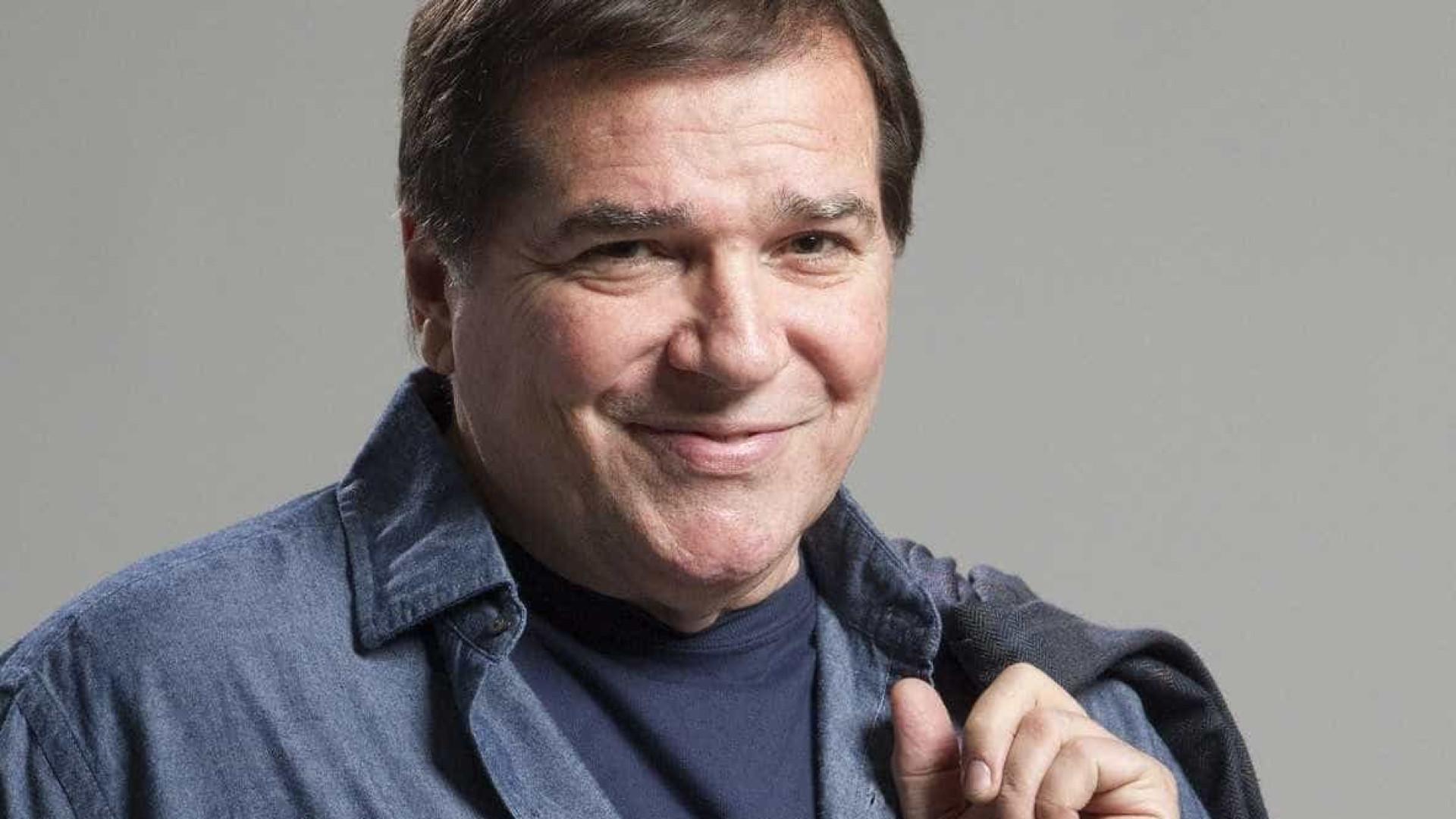 Jerry Adriani é internado em hospital no Rio