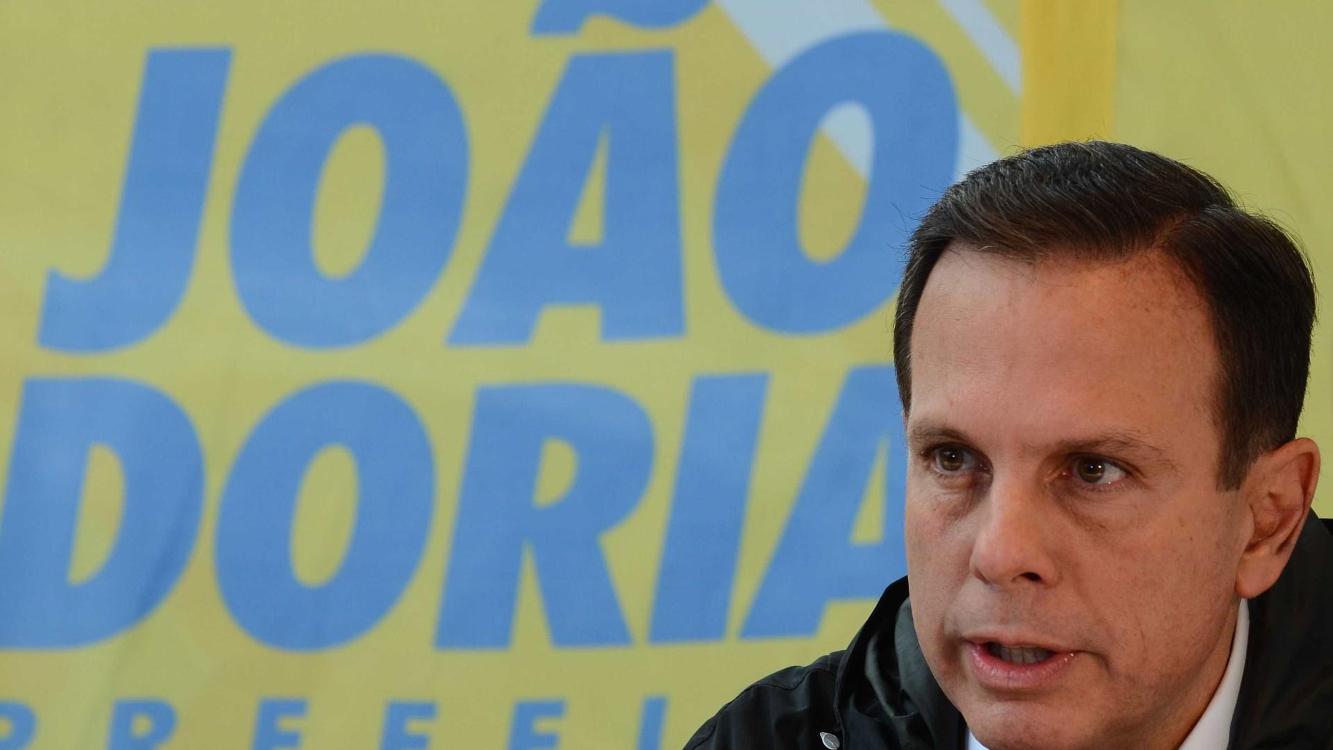 FHC diz que Doria é 'prematuro' para  2018; prefeito de SP rebate