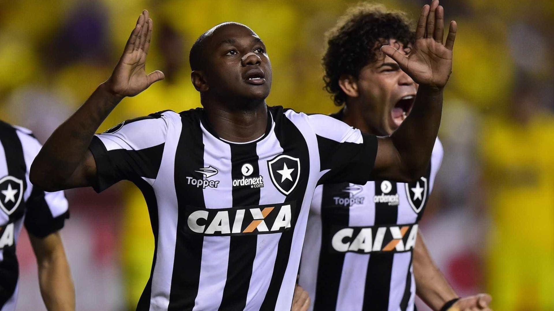 Botafogo consegue empate e  segue líder na Libertadores