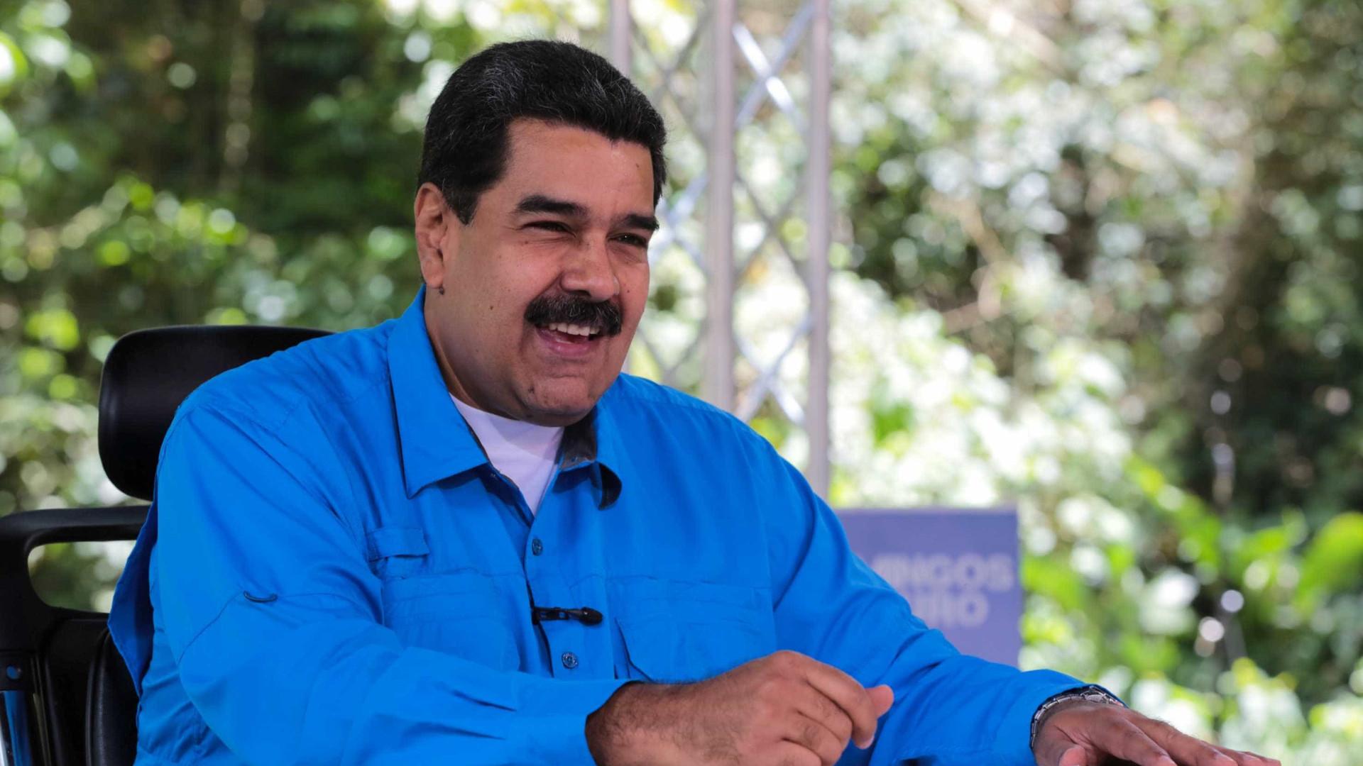 Vídeo postado por Maduro em rede social repercute entre internautas