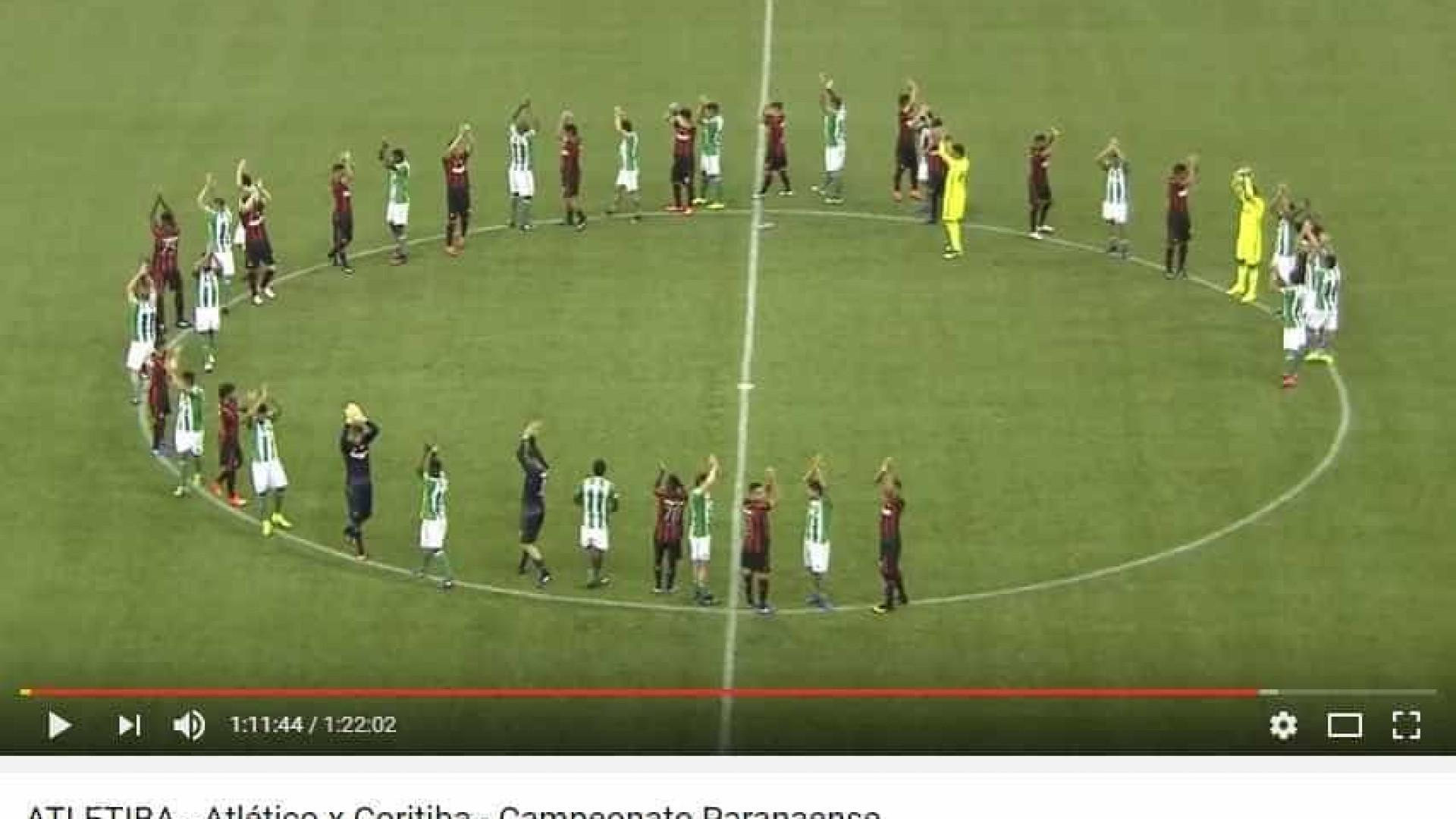Sem TV aberta, finais do Paranaense serão  transmitidas no YouTube