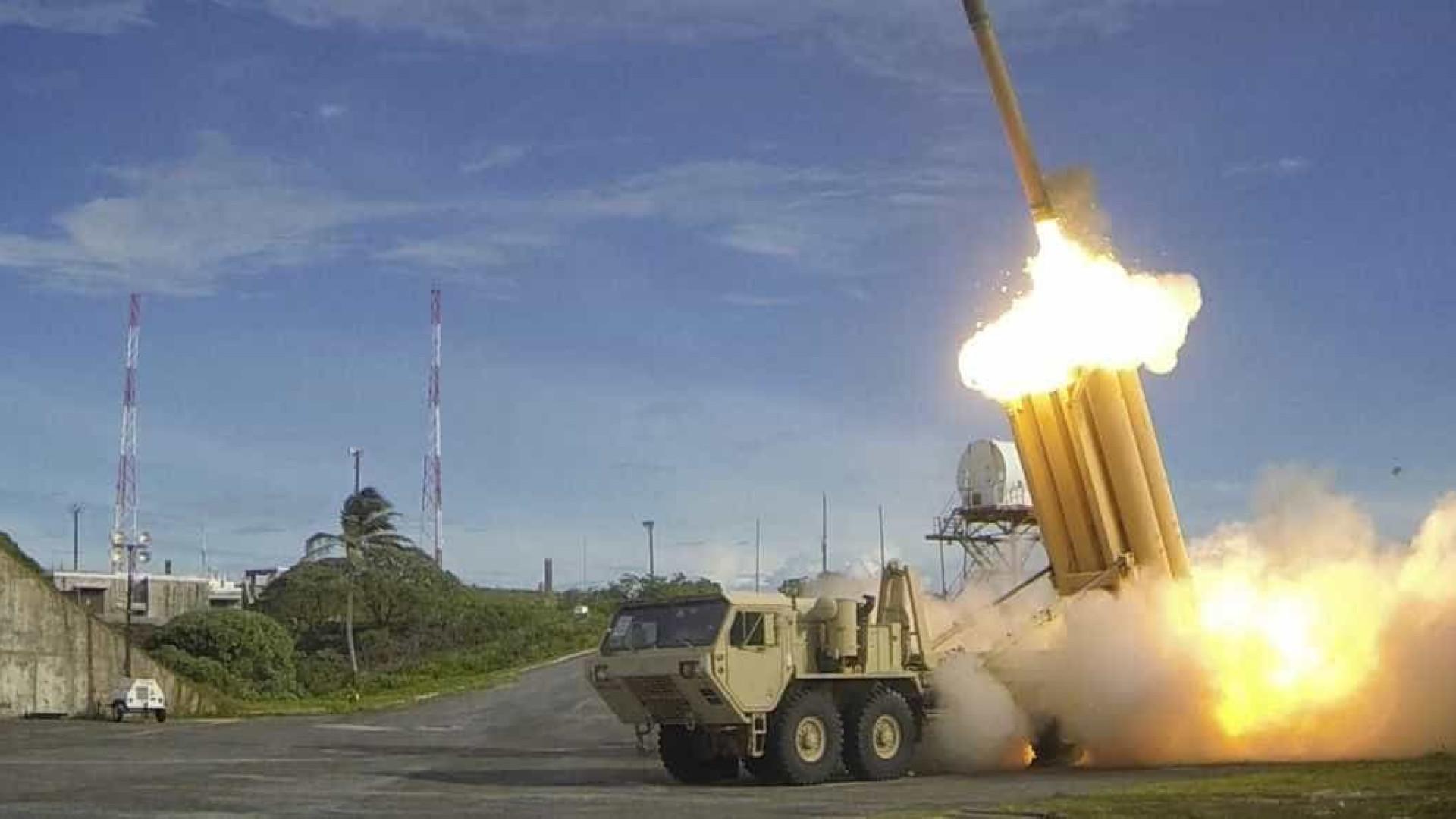 EUA iniciam instalação do sistema de mísseis na Coreia do Sul