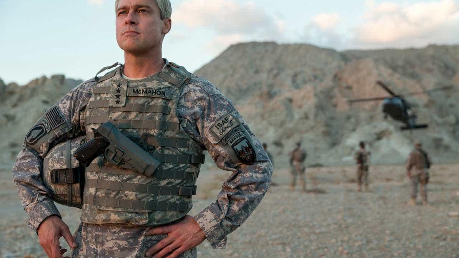 Filme com Pitt e outras estreias da Netflix em maio