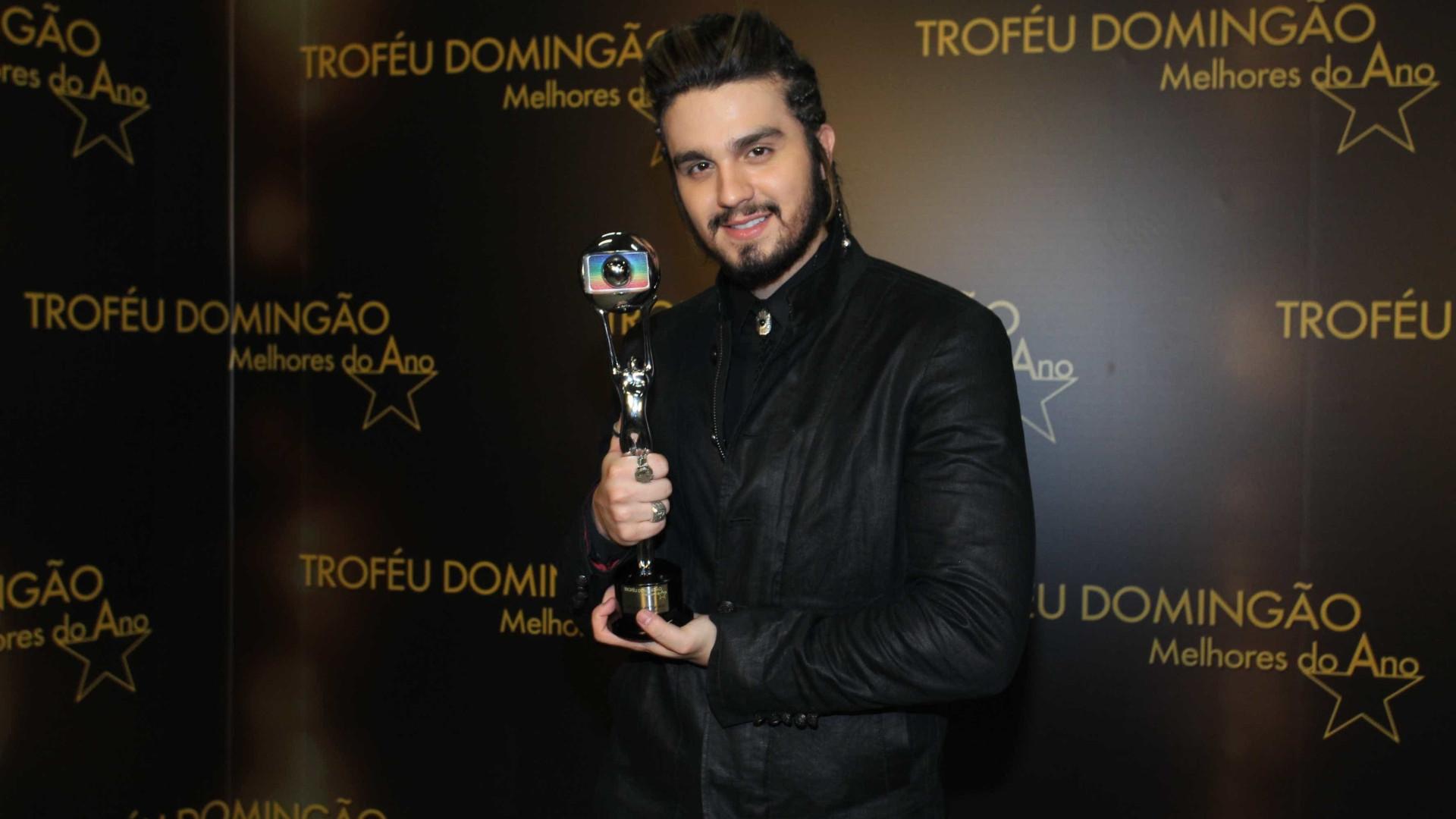 Luan Santana se prepara para protagonizar filme sobre Corinthians