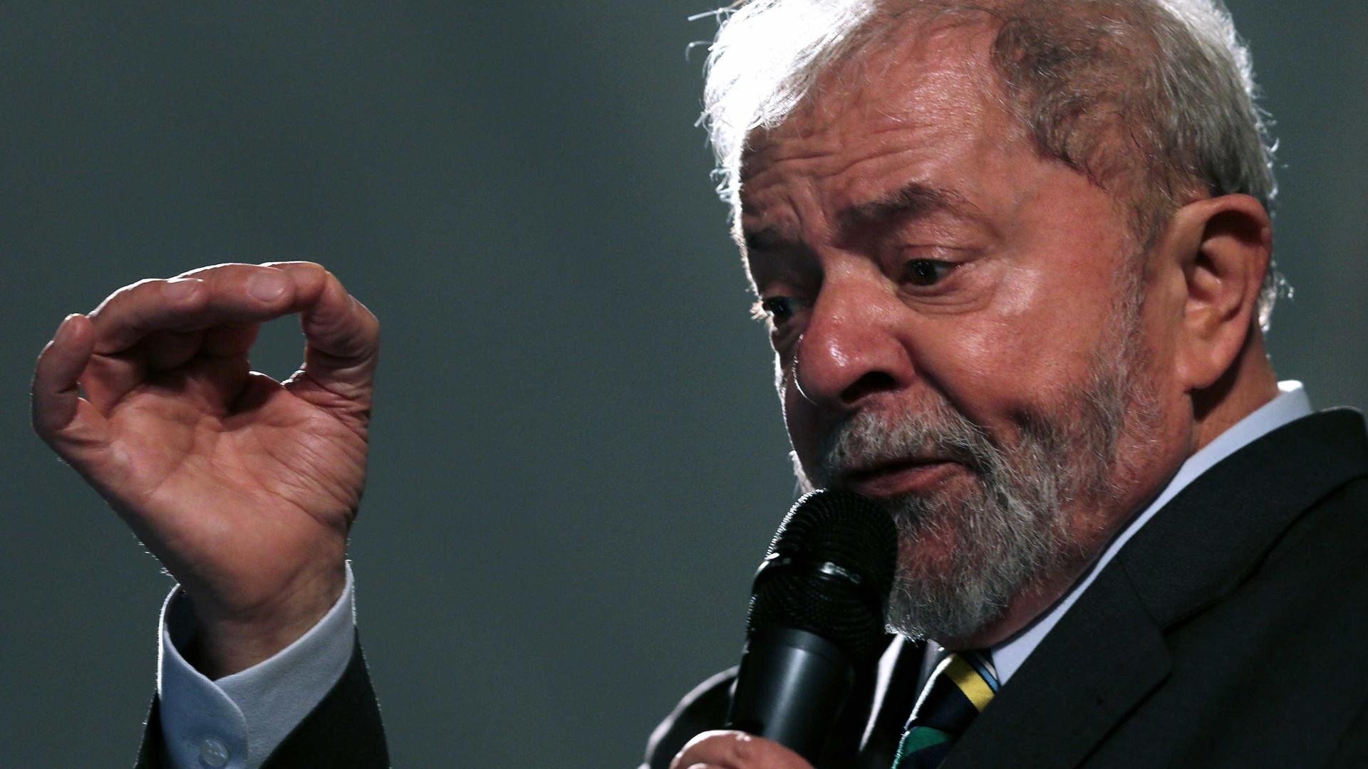 Para Lula, citar seu nome é 'senha' para fechar acordo de delação