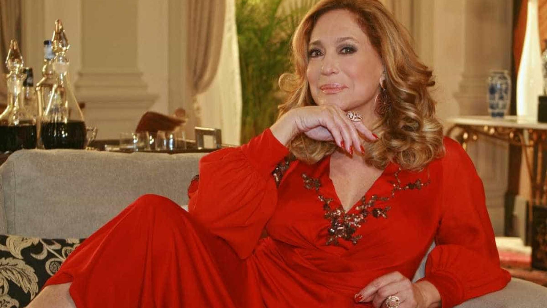 Susana Viera detona repórter por pergunta sobre Zé Mayer: 'Caceta!'
