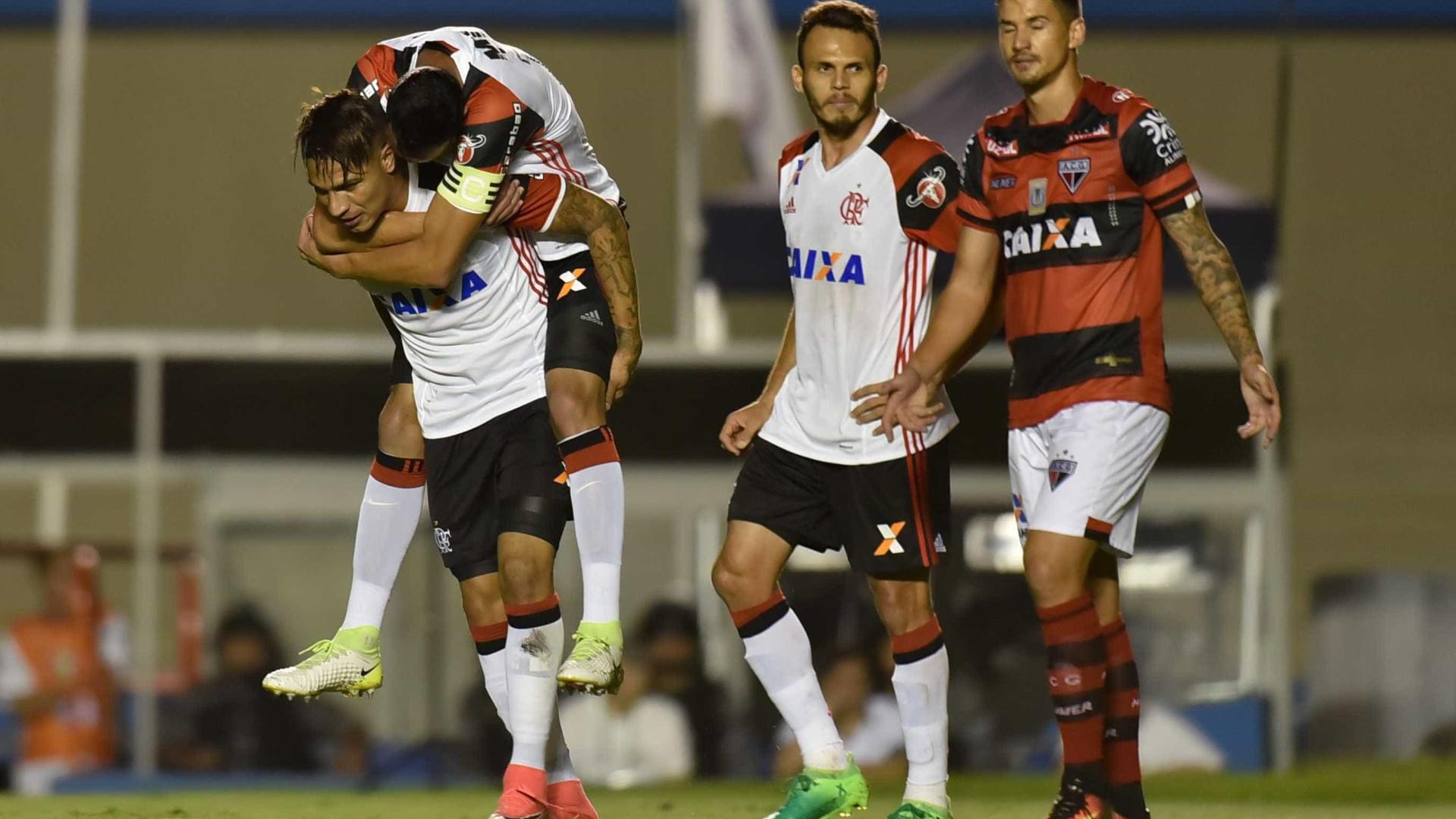 Resumão da rodada: Fla e Palmeiras vencem, Bahia é campeão e mais