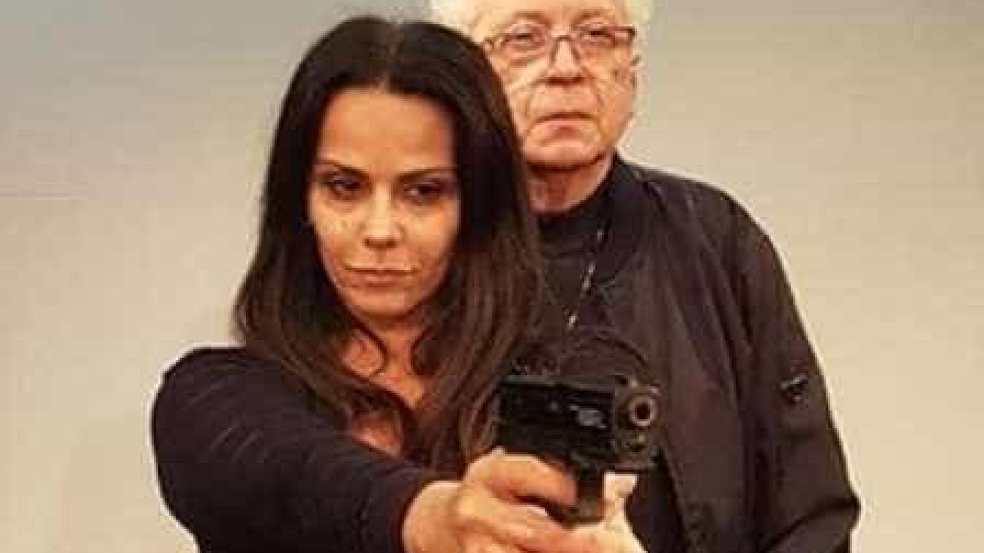 Vivi Araújo será uma bandida em peça de Aguinaldo Silva