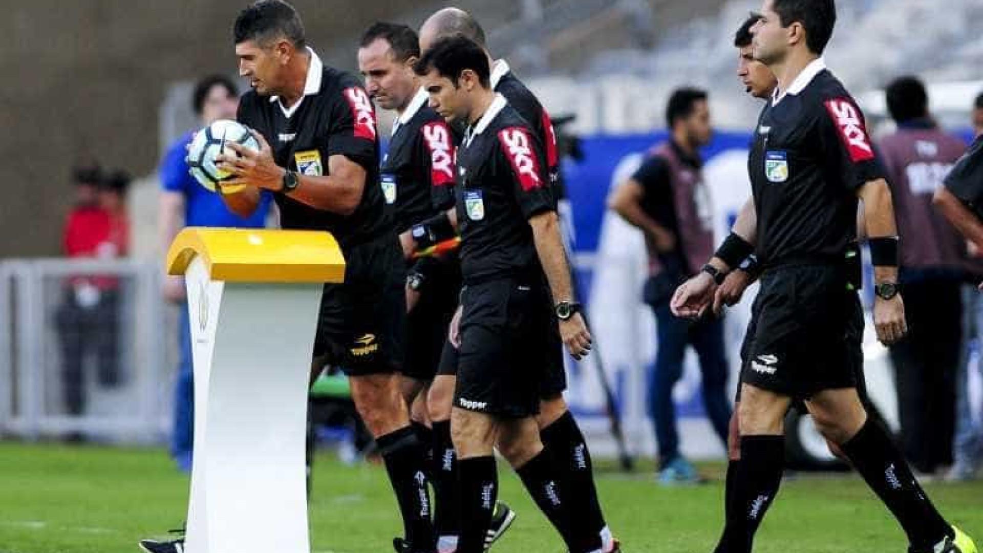 CBF contrata seguro para árbitros de futebol