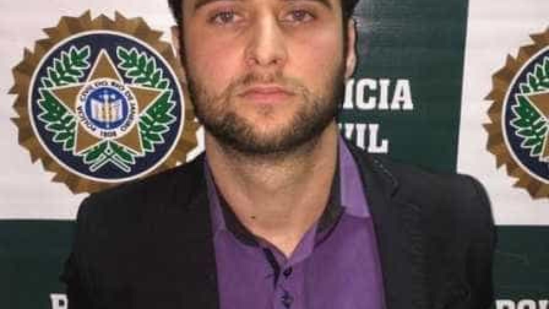 Foragido da polícia, motorista do Uber é preso na Zona Norte do Rio