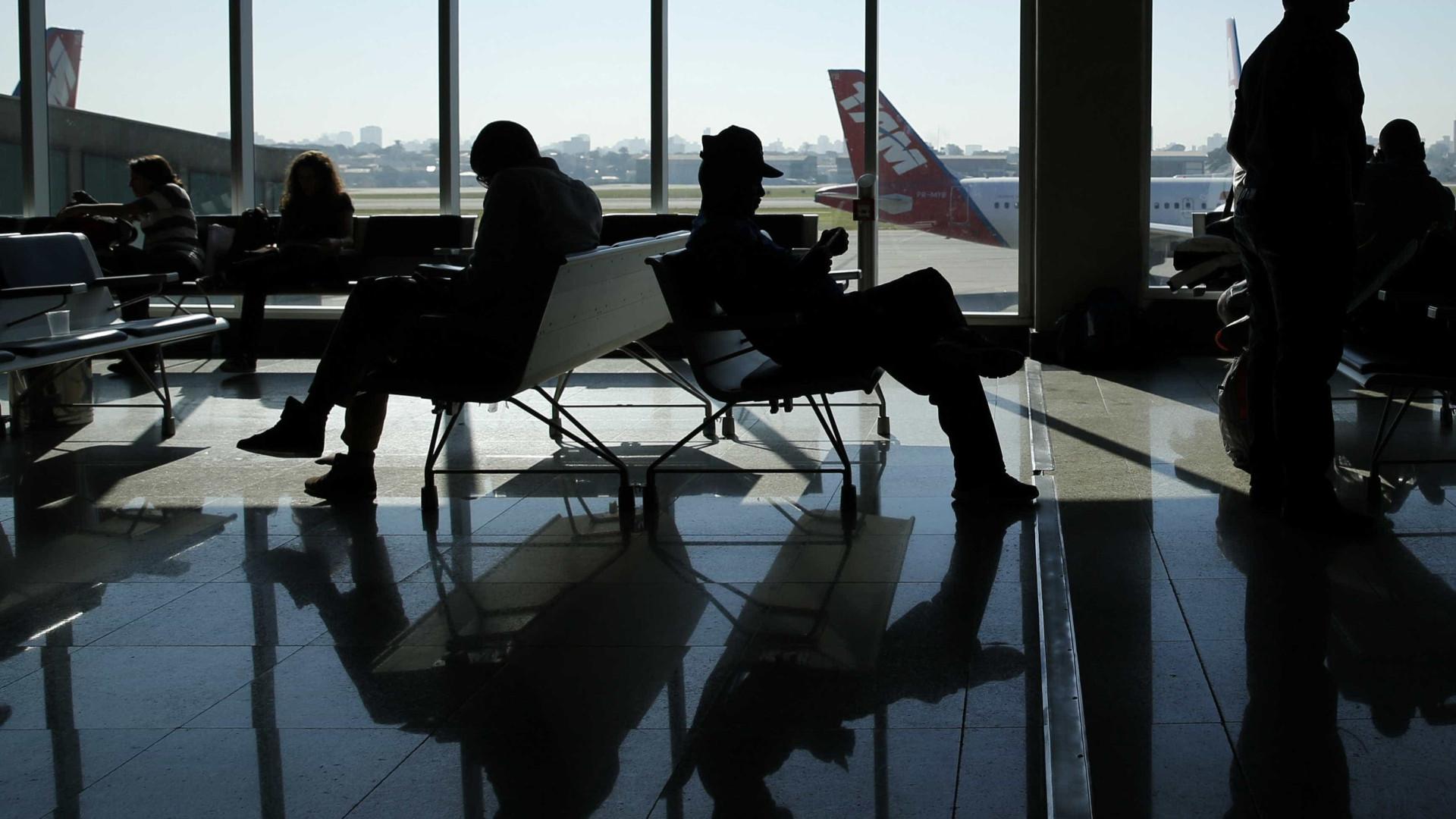 Aeroporto de Congonhas muda de nome e homenageia político
