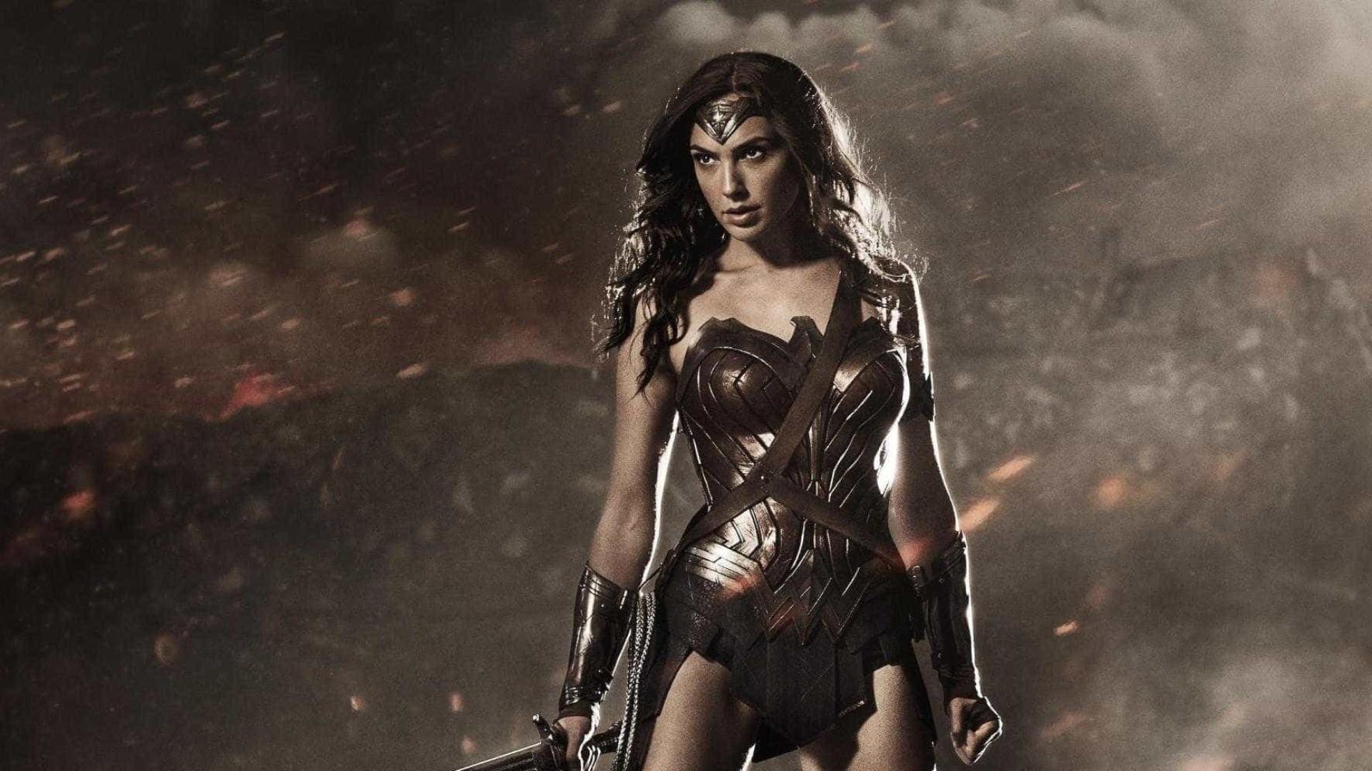 'Mulher-Maravilha' recebeu 2% do  salário pago ao 'Superman'