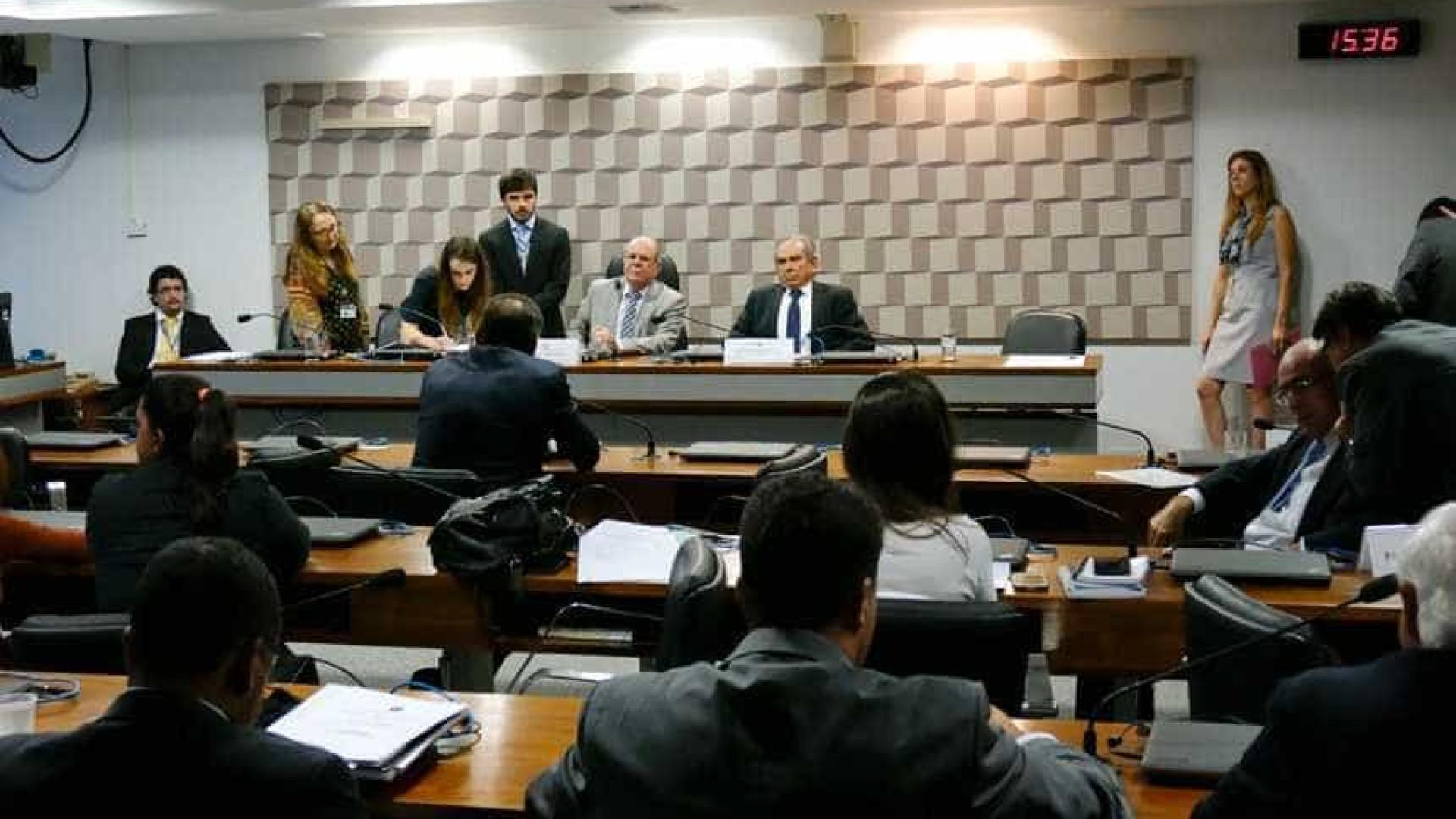 Dívida previdenciária de estados e municípios será debatida hoje